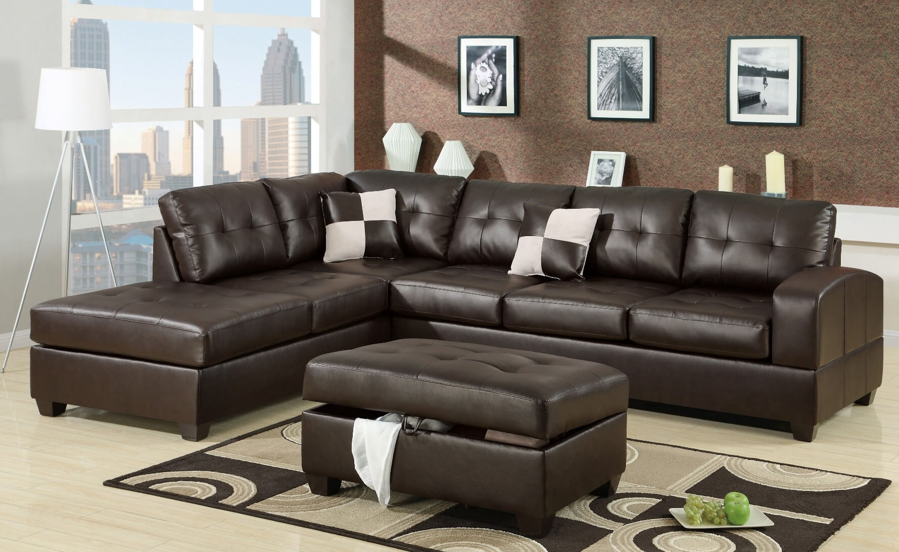 100 Awesome Sectional Sofas Under $1,000 (2018) Inside Latest Sectional Sofas Under  (View 1 of 15)