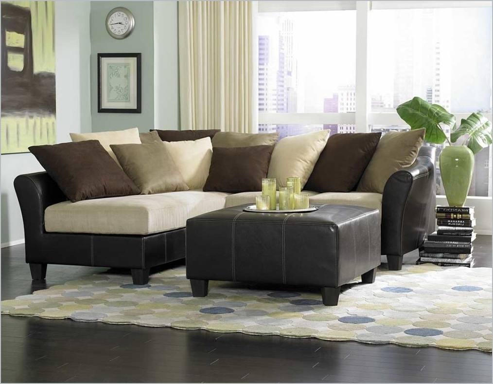 Featured Photo of 100X80 Sectional Sofas
