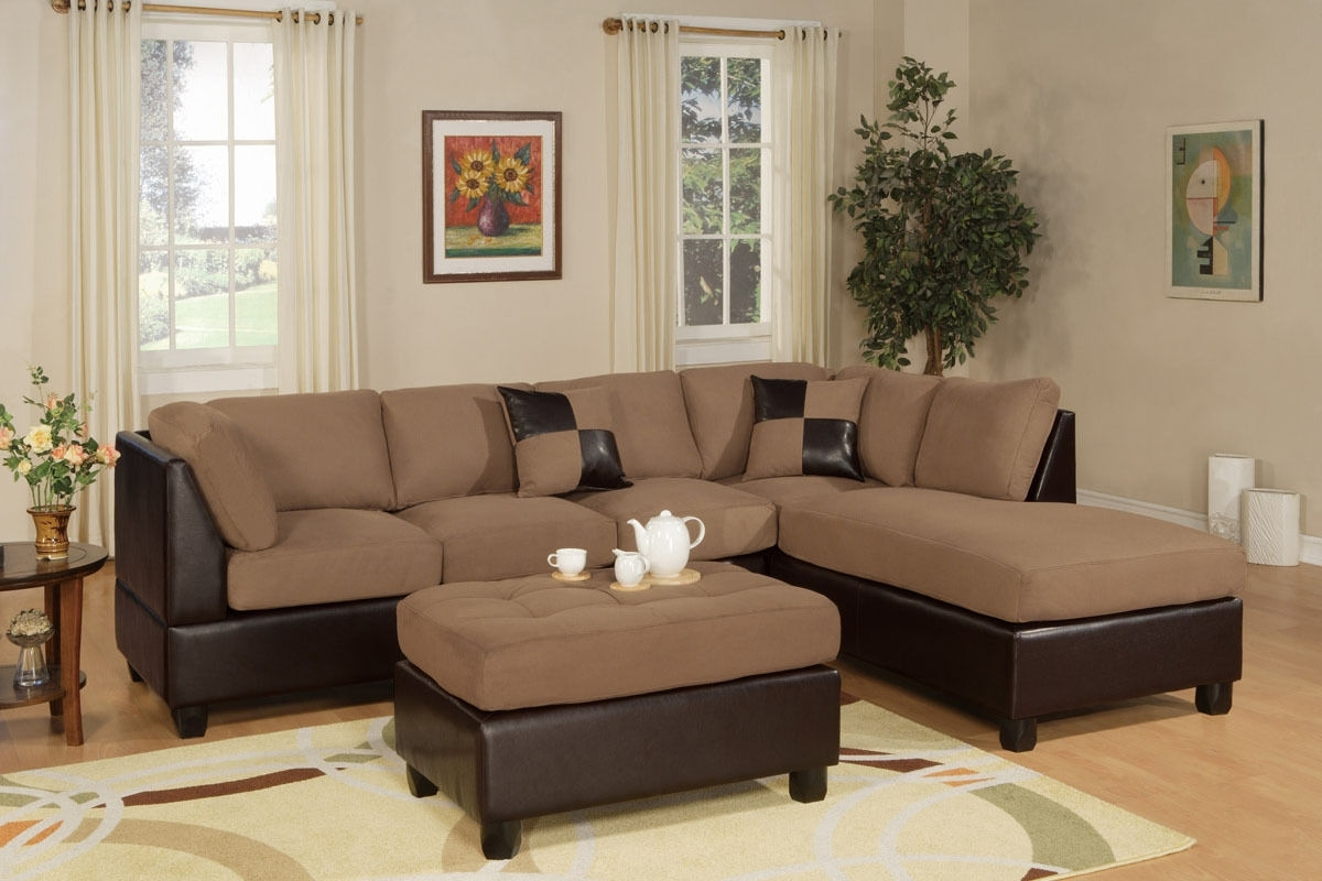 110X110 Sectional Sofas Throughout Latest Furniture : Sectional Sofa 110 X 110 Large Sectional Kijiji Corner (View 15 of 15)