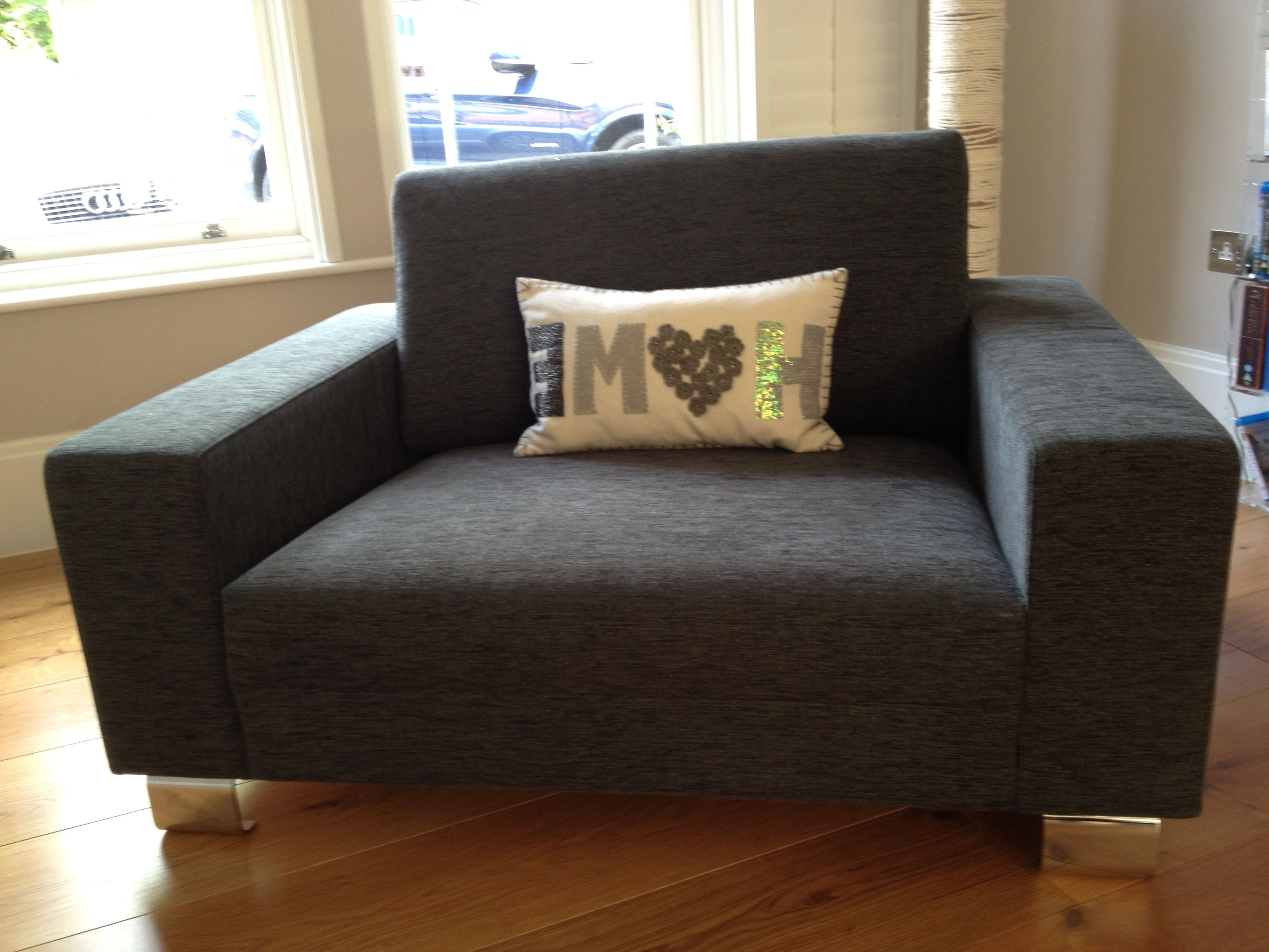 Featured Photo of Wide Sofa Chairs