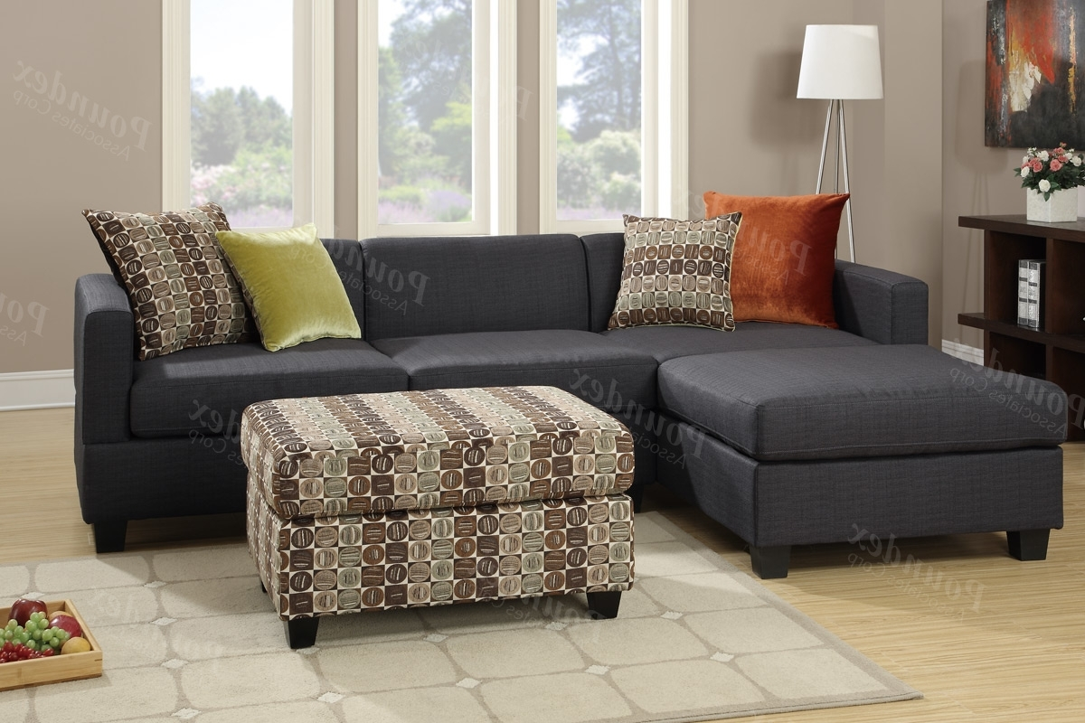 2 Pcs Sectional Set (View 2 of 15)