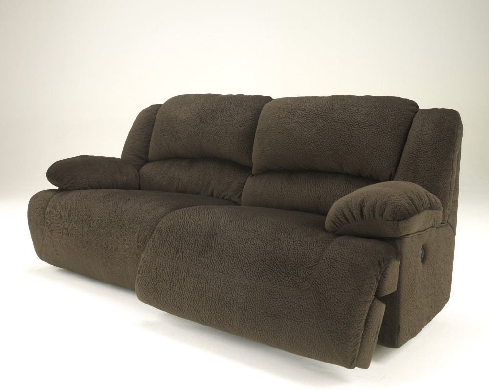 2 Seat Recliner Sofas Throughout Trendy Toletta – Chocolate – 2 Seat Reclining Sofa (View 7 of 15)