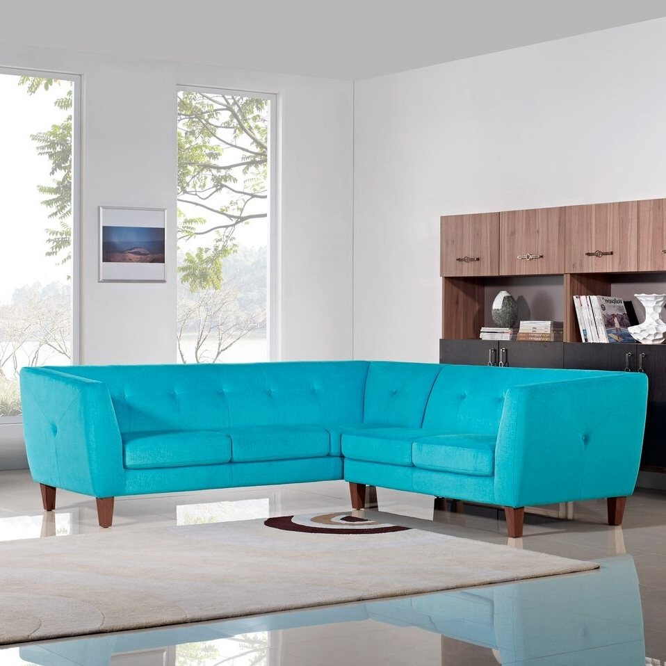 2017 Aqua Sectional Sofa (View 1 of 15)