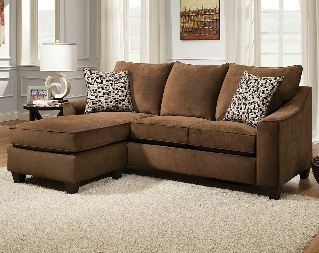 2017 Chocolate Brown Sectional Sofas For Sectional Sofa Design: Super Chocolate Brown Sectional Sofa (View 1 of 15)