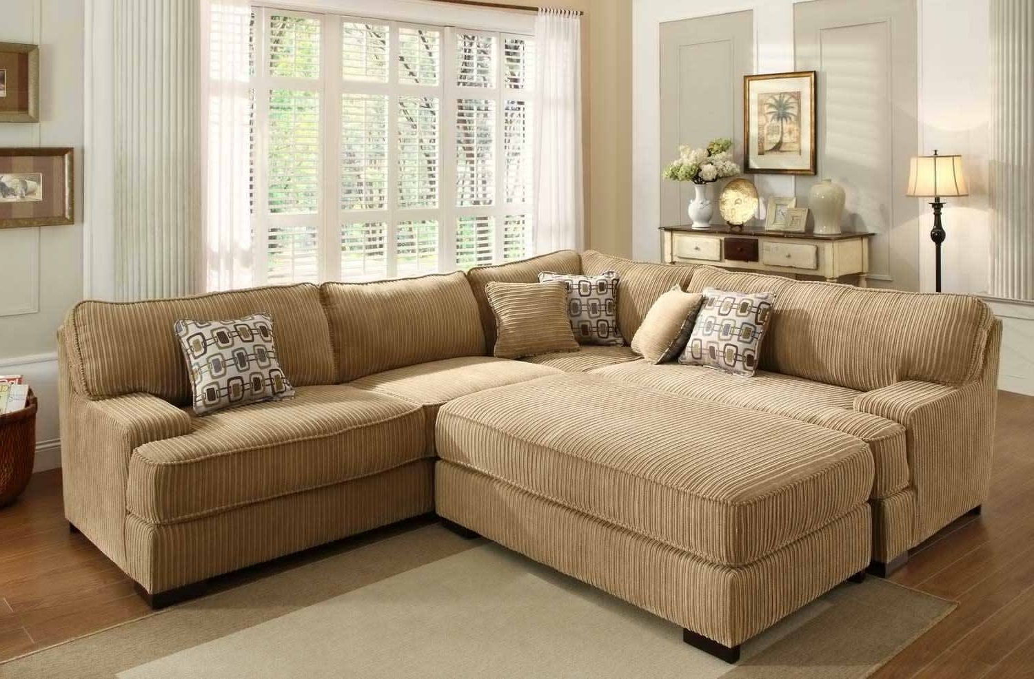 2017 Cozy Sectional Sofas With Regard To Sectional Sofa Design: Cozy Sectional Sofas Cheap Couch Recliner (View 8 of 15)