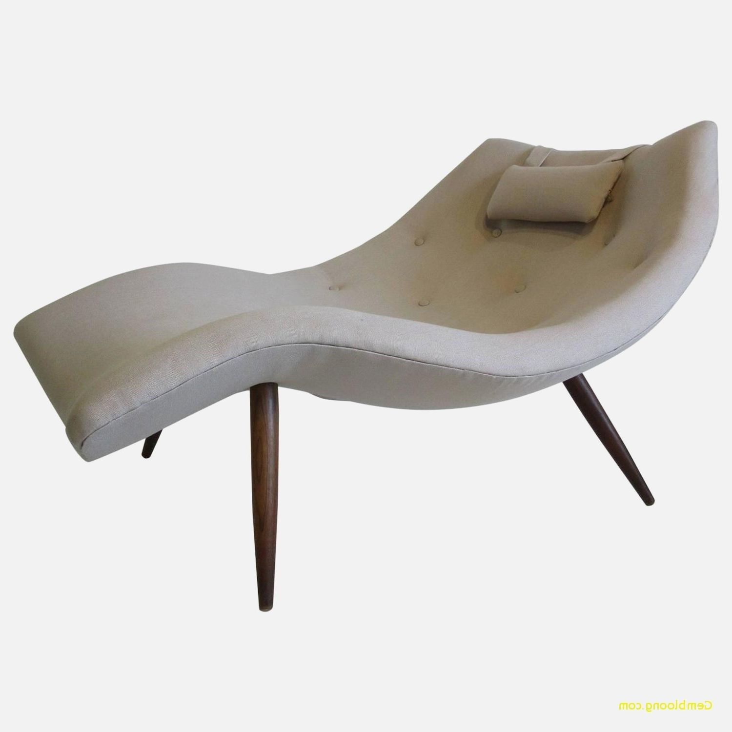 2017 Curved Chaise Lounge Chair Unique Curved Chaise Lounge Chair Pertaining To Curved Chaise Lounges (View 3 of 15)