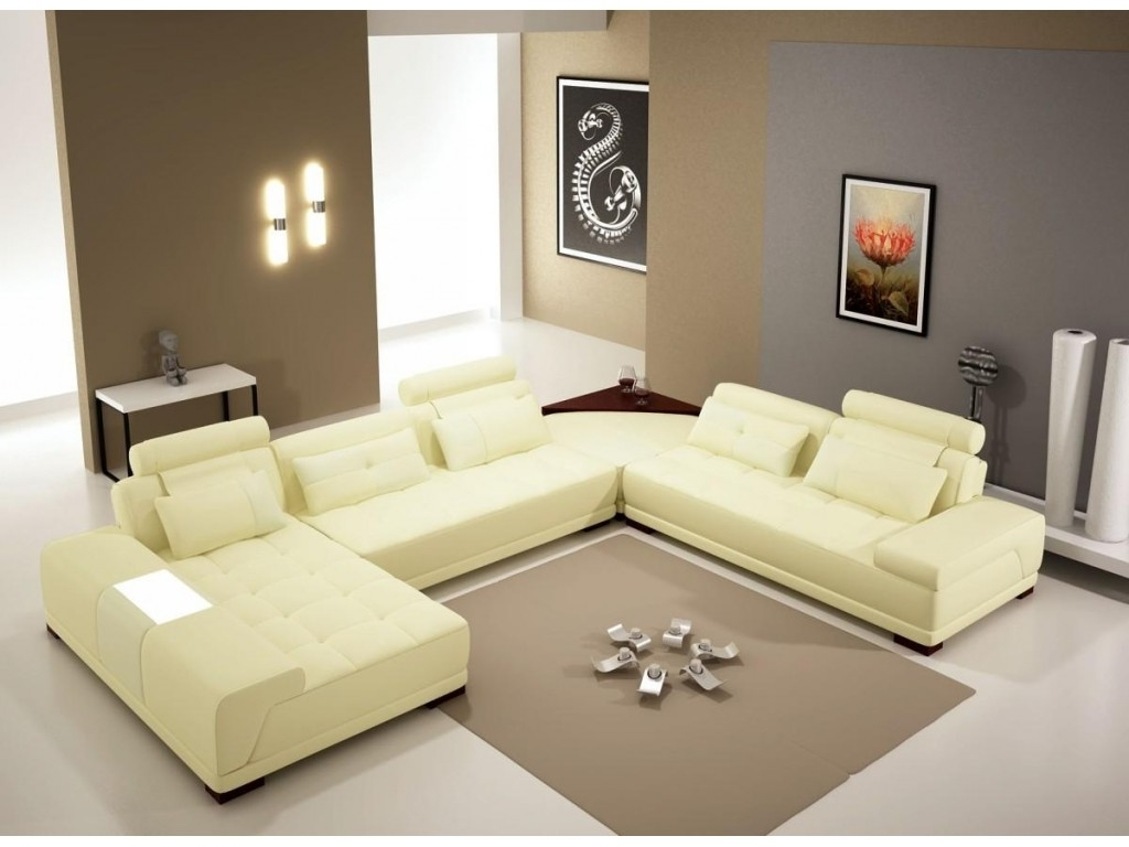 2017 Decor U Shaped Sectional Sofa With Shaped Sectional Sofas You Must In Modern U Shaped Sectionals (View 1 of 15)