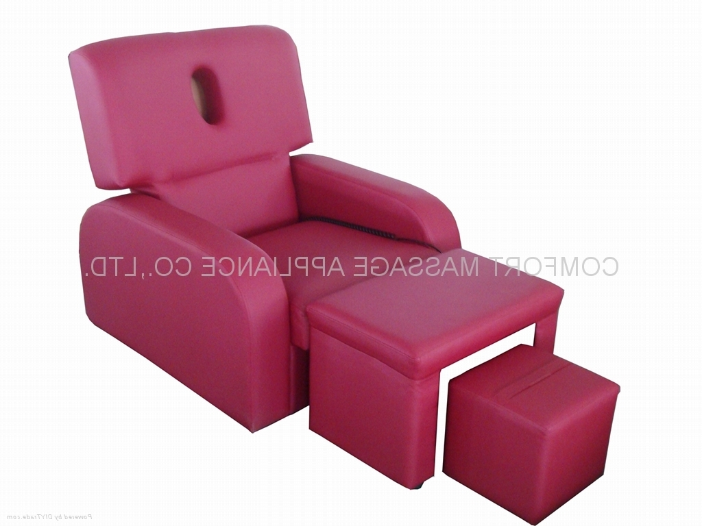 2017 Foot Massage Sofas With Regard To Elegant Electric Foot Massage Sofa With Face Hole – Sf 005 – No (View 5 of 15)