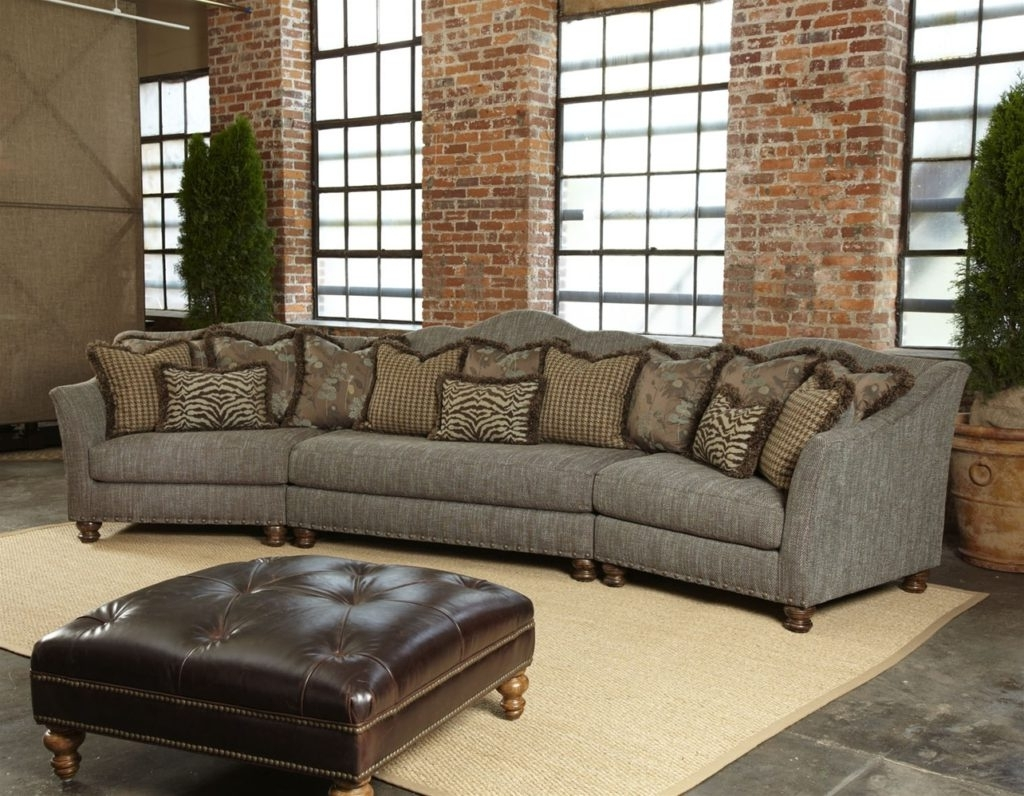 2017 High Quality Sectional Sofas pertaining to Luxury High Quality Sectional Sofa 20 With Additional Sofa Table