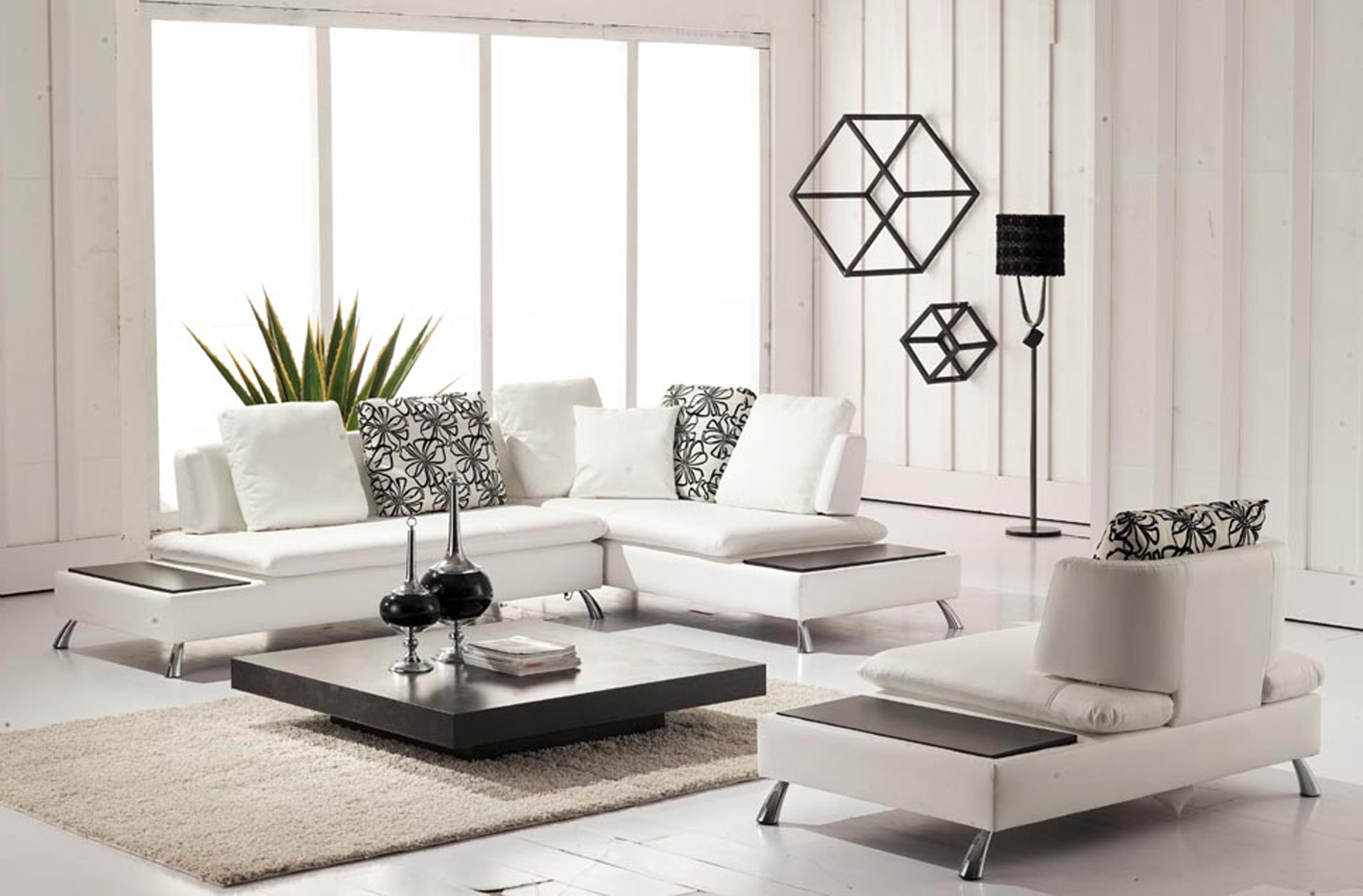 2017 Inexpensive Sectional Sofas For Small Spaces Inside Inexpensive Leather Sectional Sofa For Small Apartment Layout With (View 13 of 15)