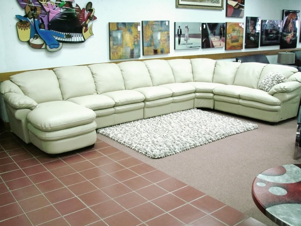 2017 Long Sectional Sofas With Chaise Regarding Sofa : Oversized Sofas 120 Inch Sectional Sofa With Chaise  (View 7 of 15)
