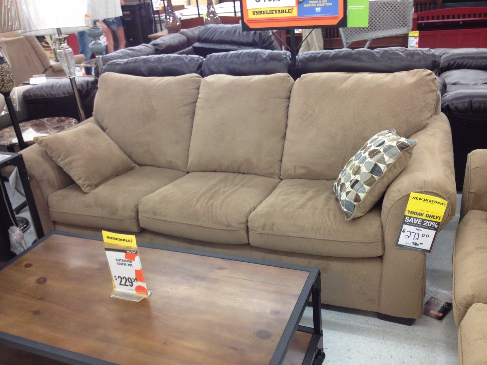 2017 Loveseat : Big Lots Furniture Sleeper Sofa Ansugallery Big Lots In Big Lots Sofas (View 8 of 15)