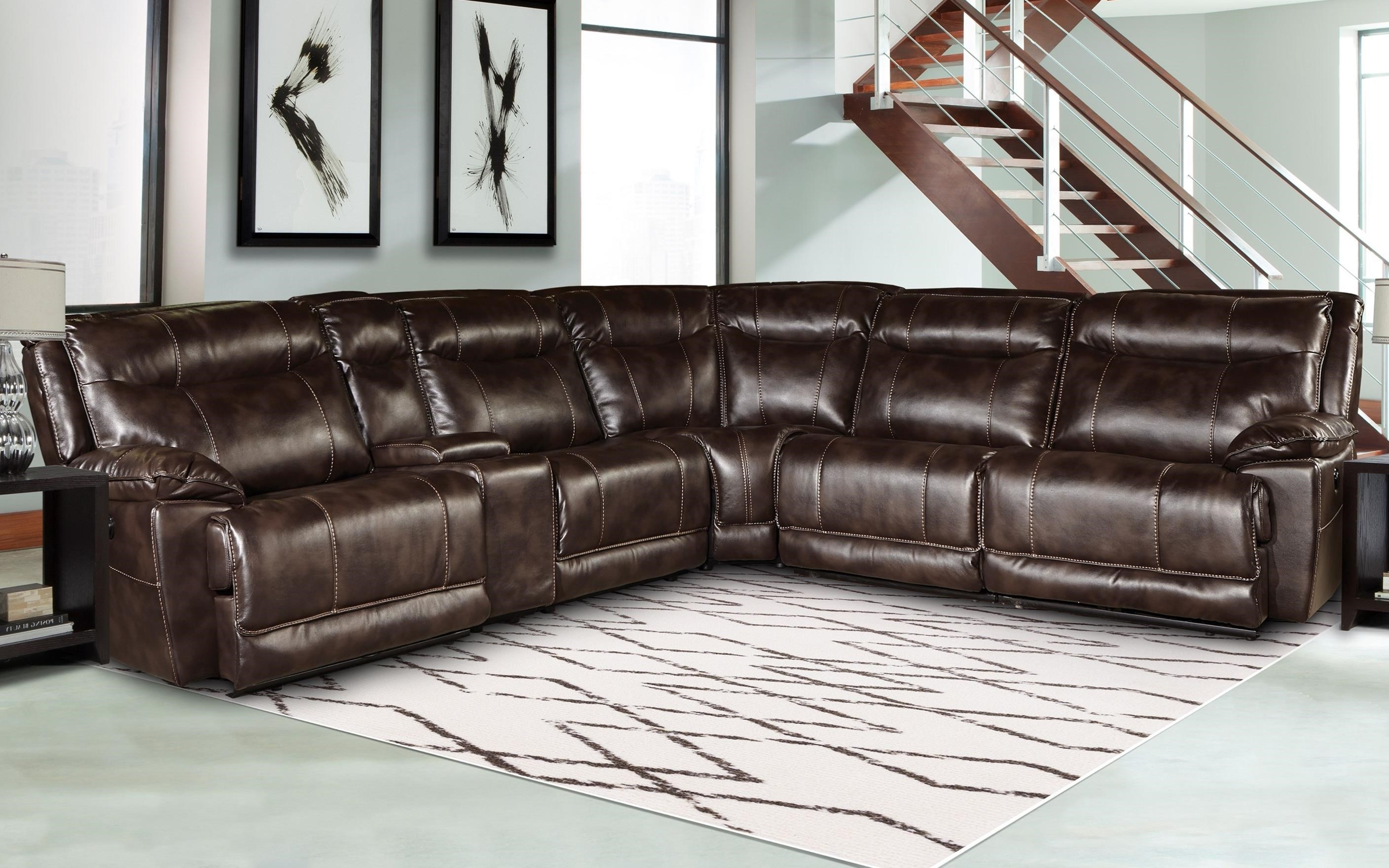 2017 Parker Living Phoenix Mpho Packm Tru Casual Reclining Sectional Throughout Phoenix Sectional Sofas (View 10 of 15)