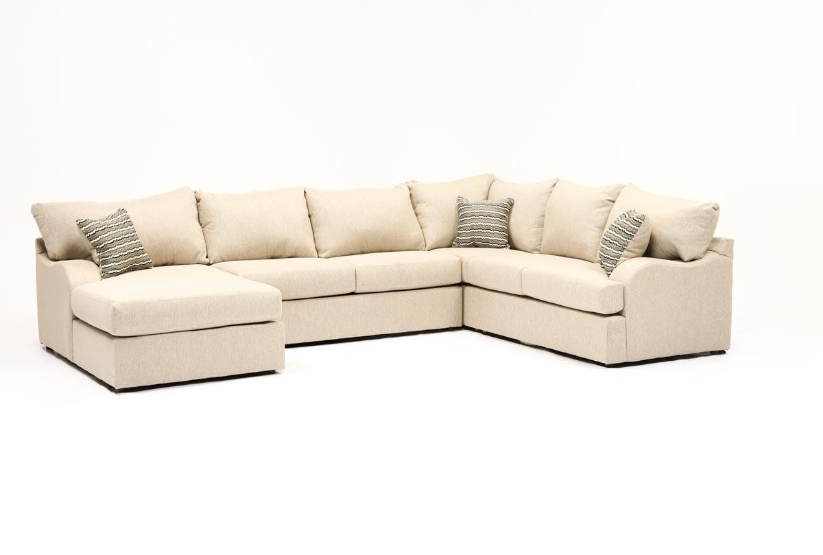 2017 Raf Chaises intended for Meyer 3 Piece Sectional W/raf Chaise