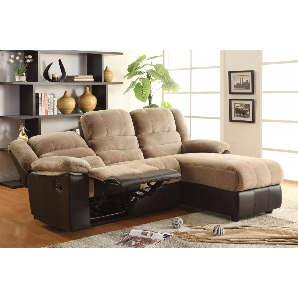 2017 Recliner Chaise Lounges Within Sectional Sofa Design: Best Sectional Sofa With Chaise Lounge And (View 2 of 15)
