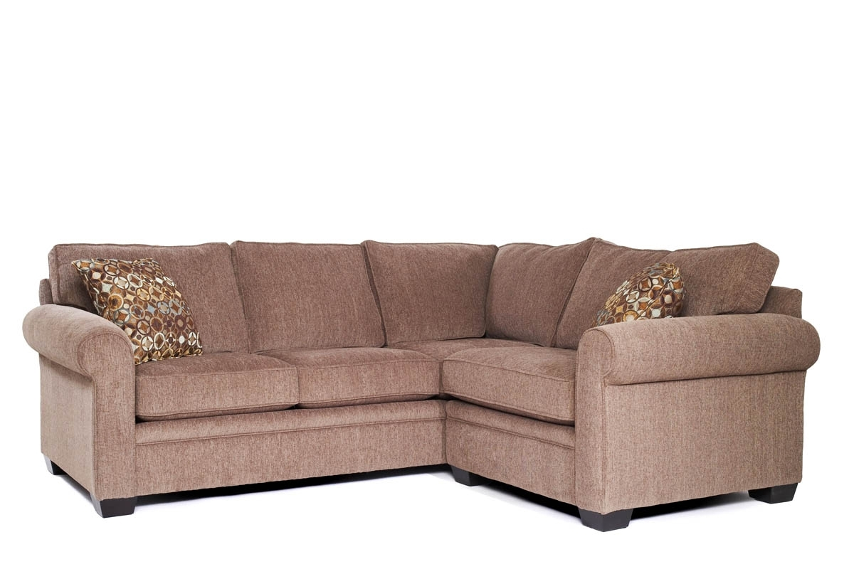 2017 Small Sectional Sofas For Sofa : Small Sectional Sofa Bed Leather Sectional Sectional With (View 15 of 15)