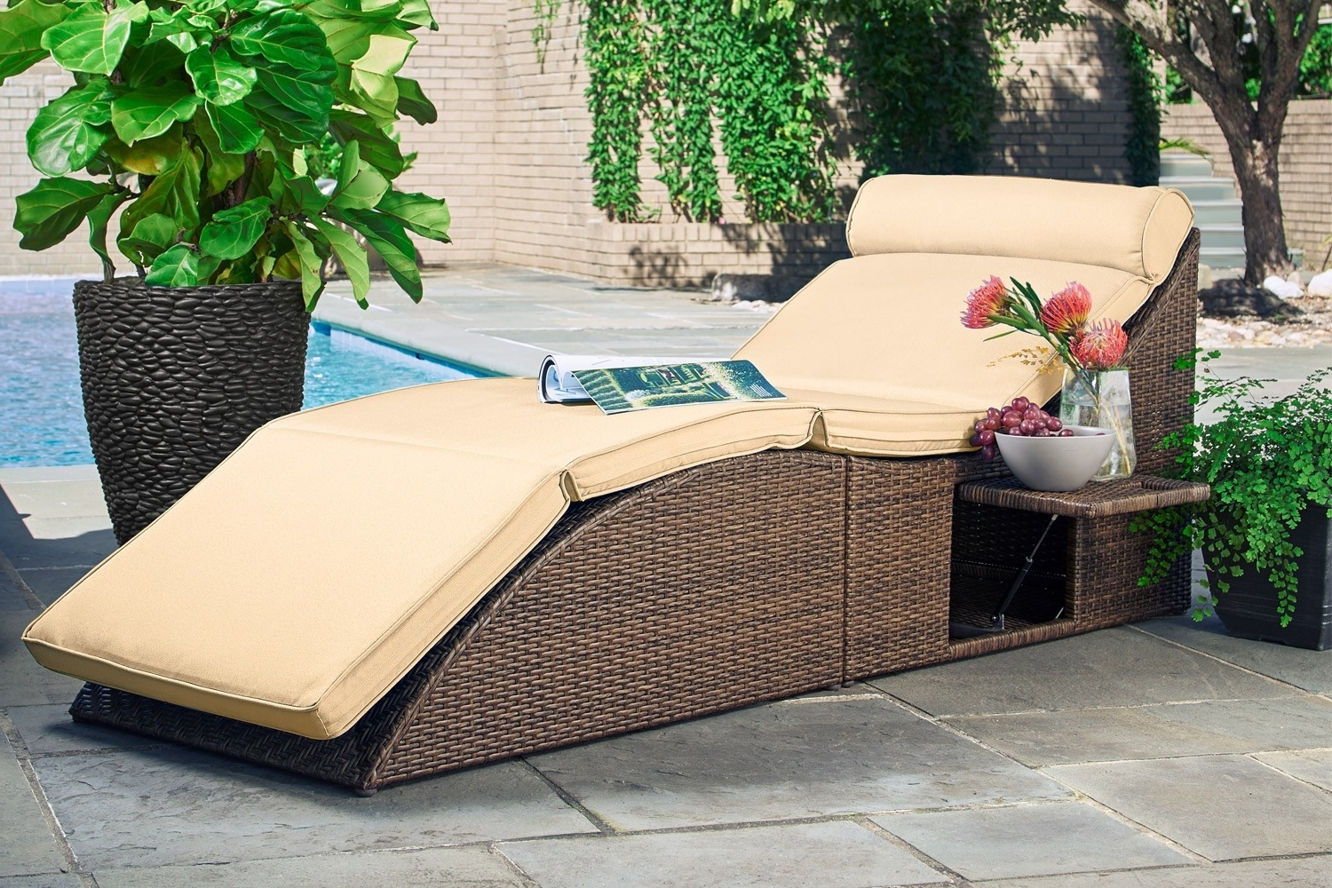 2017 Sofa Bed Chaises Throughout Outdoor Futon Sofa Bed Chaise Lounger Bodega – Outdoor Futon (View 1 of 15)