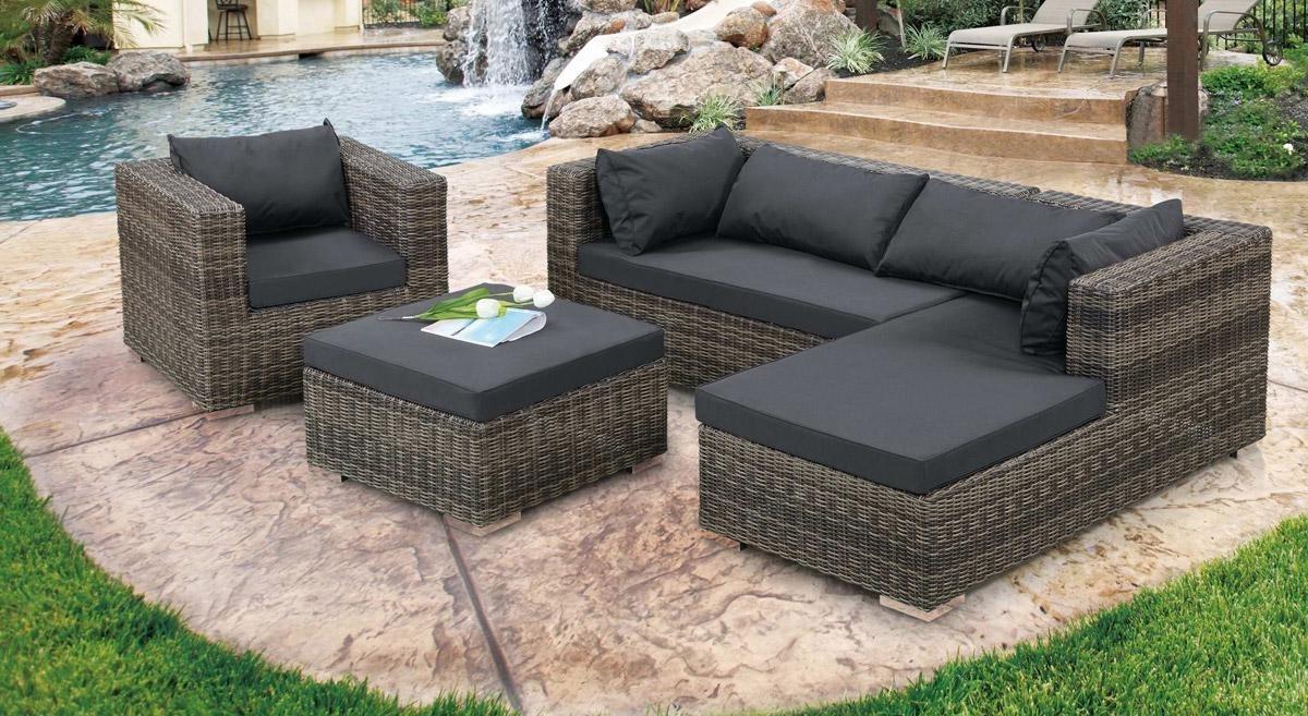 2017 Sofa : Outdoor Wicker Furniture Langley Bc Patio Furniture Wicker With Patio Sofas (View 6 of 15)