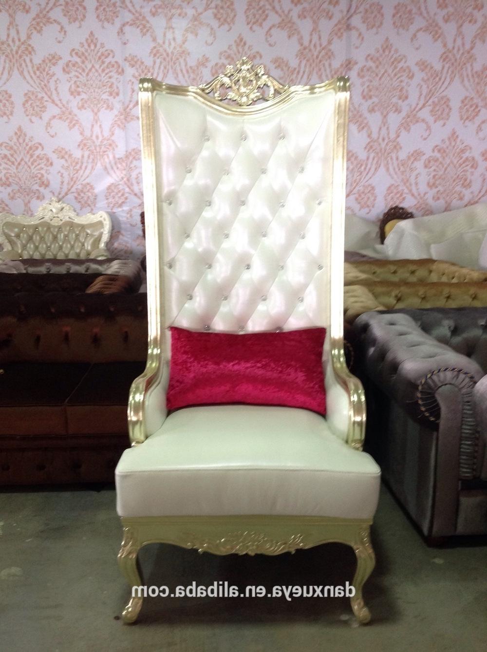 2017 Sofa Pedicure Chairs Inside Danxueya Saloon Chair/turkish Style High Back Used Pedicure Chair (View 8 of 15)