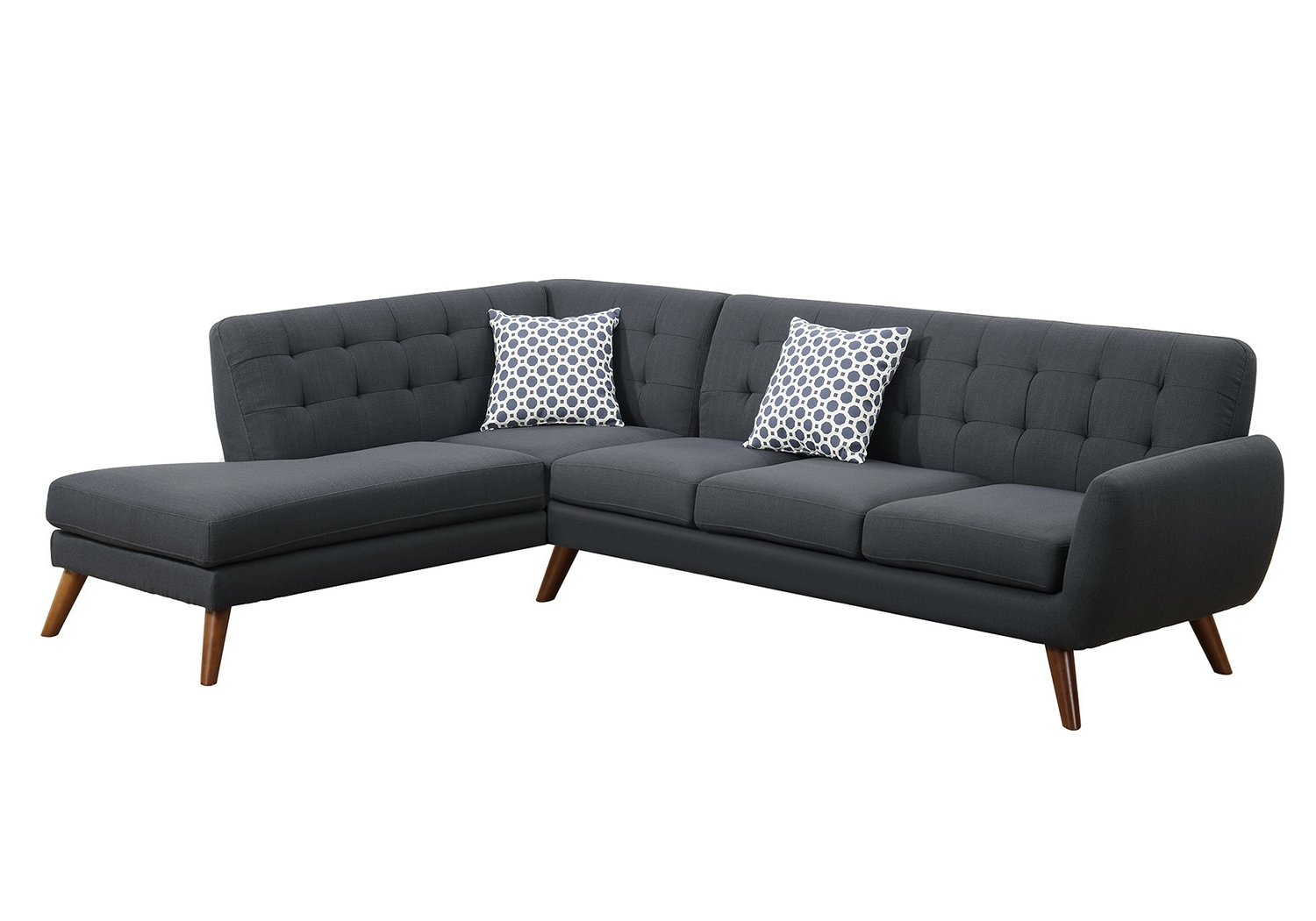 2018 Best Couches Under $1500 Inside Sectional Sofas Under  (View 2 of 15)