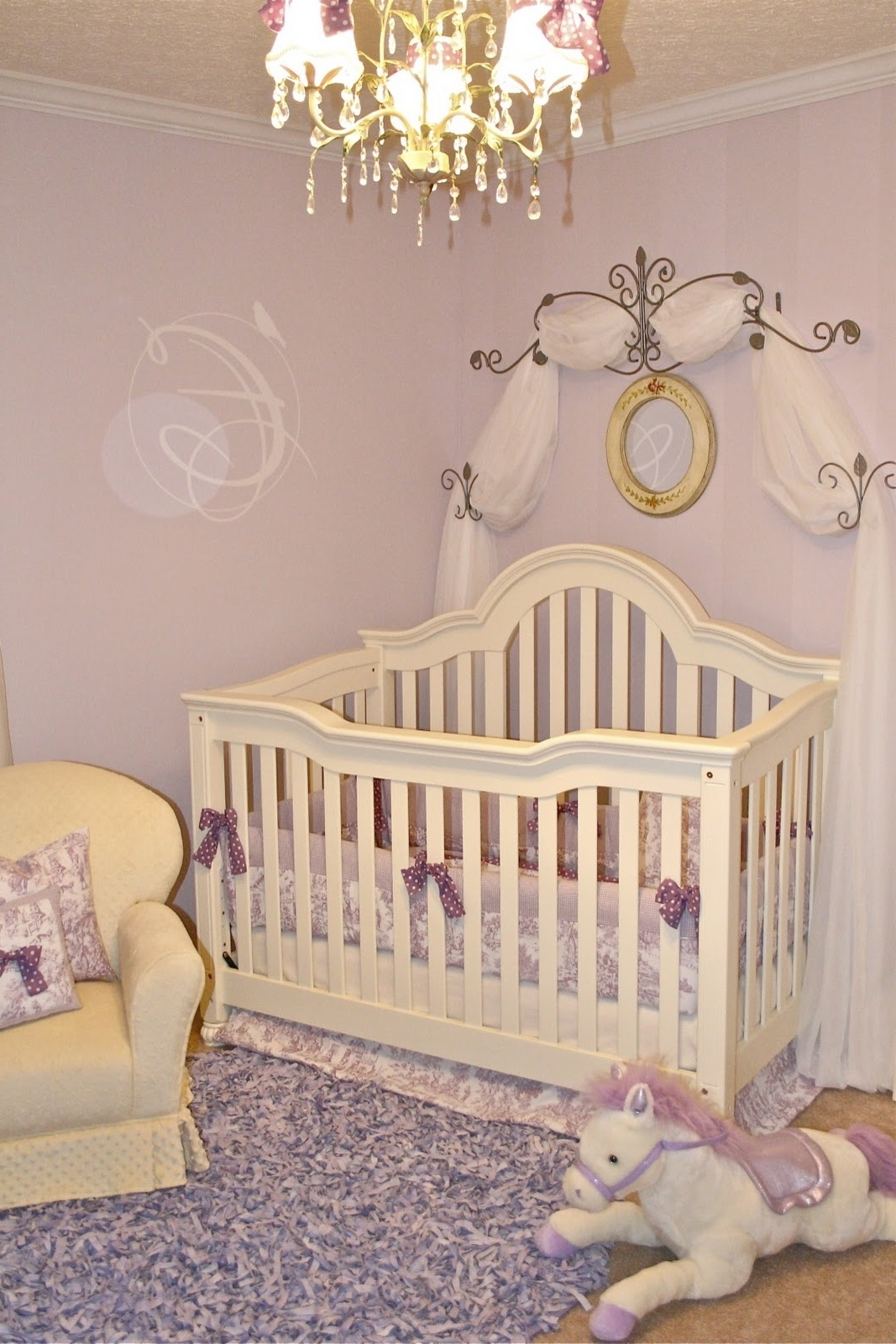2018 Chandeliers For Baby Girl Room With Regard To Luxury Baby Girl Room Chandelier For Your Budget Home Interior (View 3 of 15)
