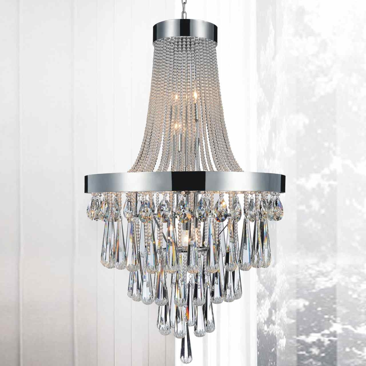 2018 Contemporary Large Chandeliers Throughout Brizzo Lighting Stores (View 3 of 15)