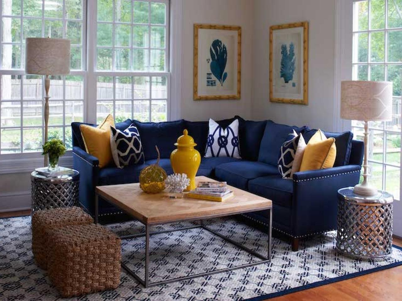 2018 Fancy Dark Blue Sofa 46 In Sofa Table Ideas With Dark Blue Sofa For Dark Blue Sofas (View 3 of 15)