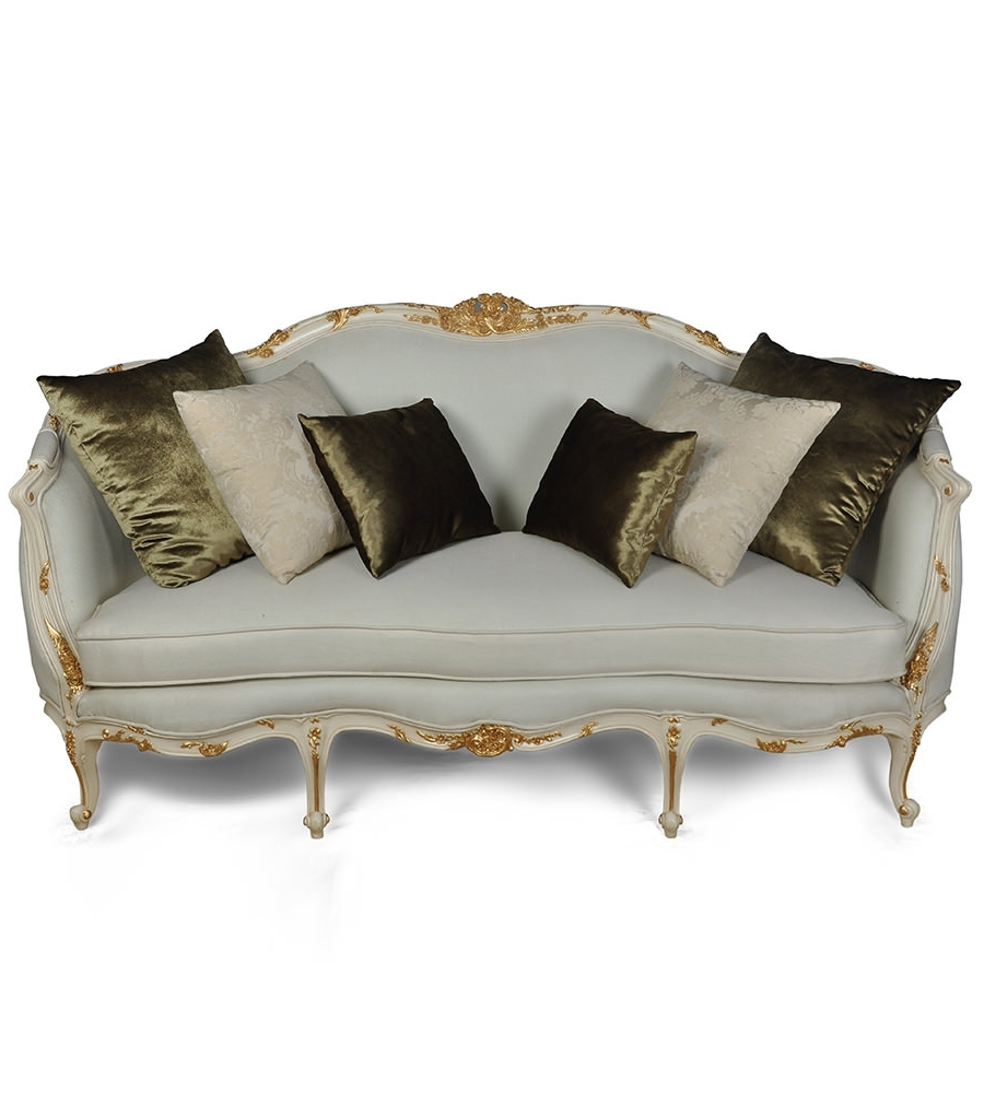 2018 French Style Sofas For Great French Style Sofa 22 Sofas And Couches Set With French Style (View 8 of 15)