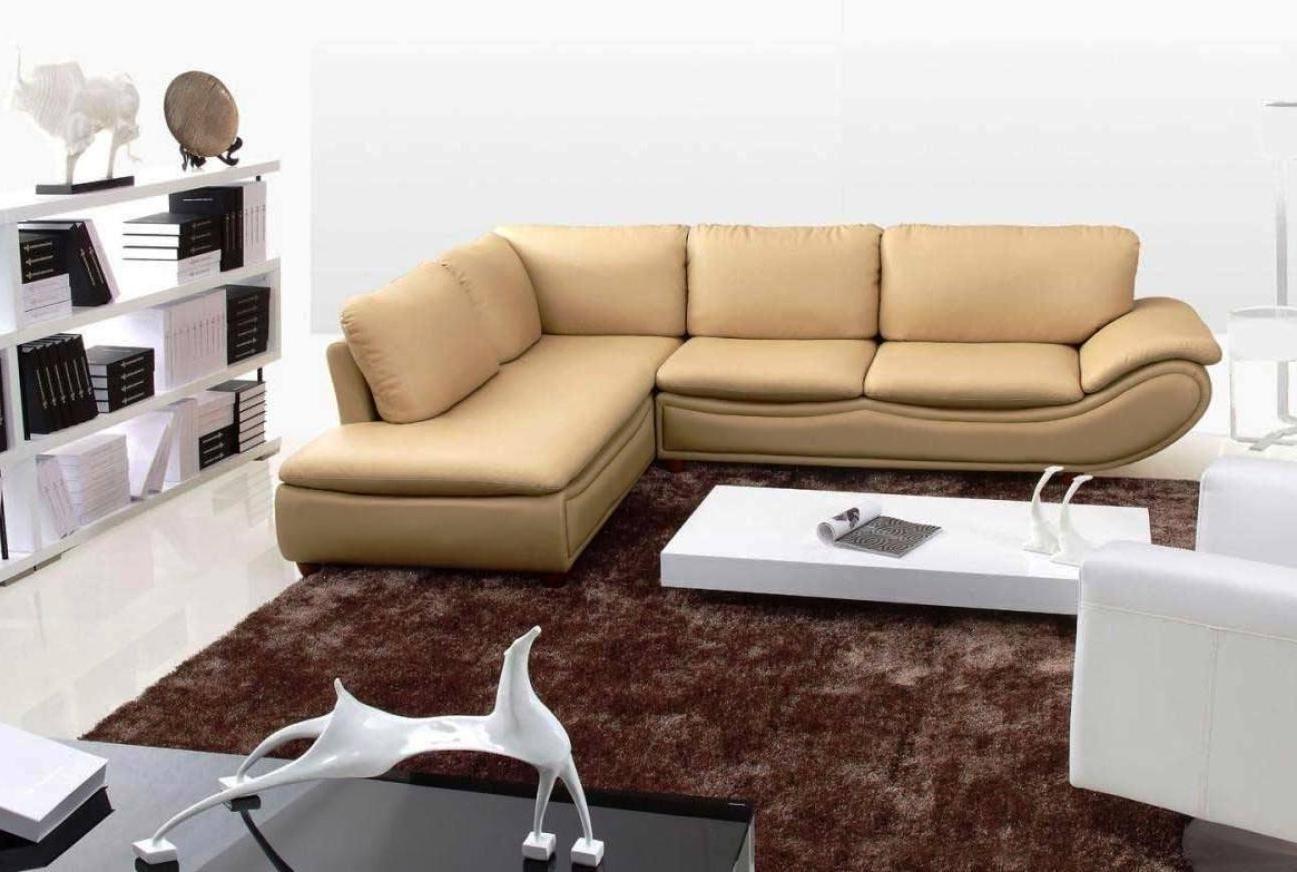 2018 Fresh Sleek Sectional Sofa – Buildsimplehome With Sleek Sectional Sofas (View 2 of 15)