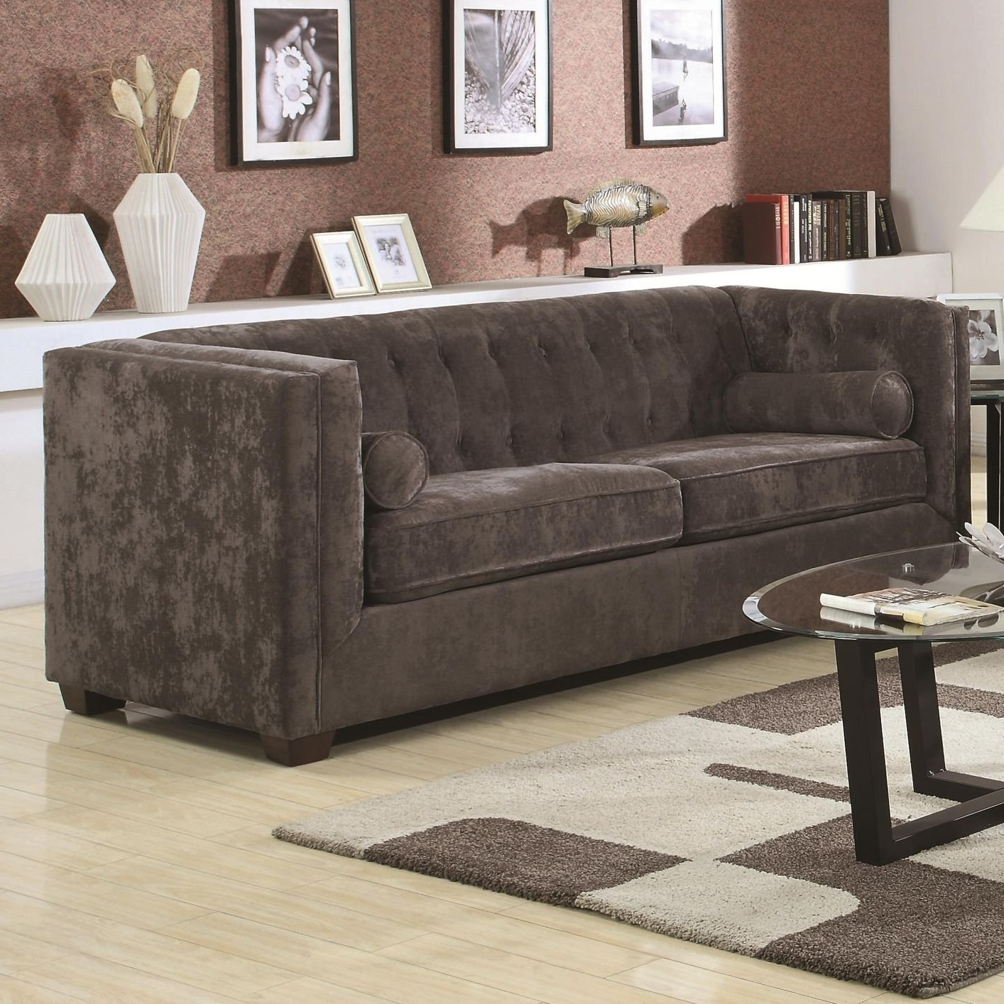 2018 Furniture : Klaussner Alexis Sofa Sofa Set At Cheap Rate In Regarding Dufresne Sectional Sofas (View 6 of 15)