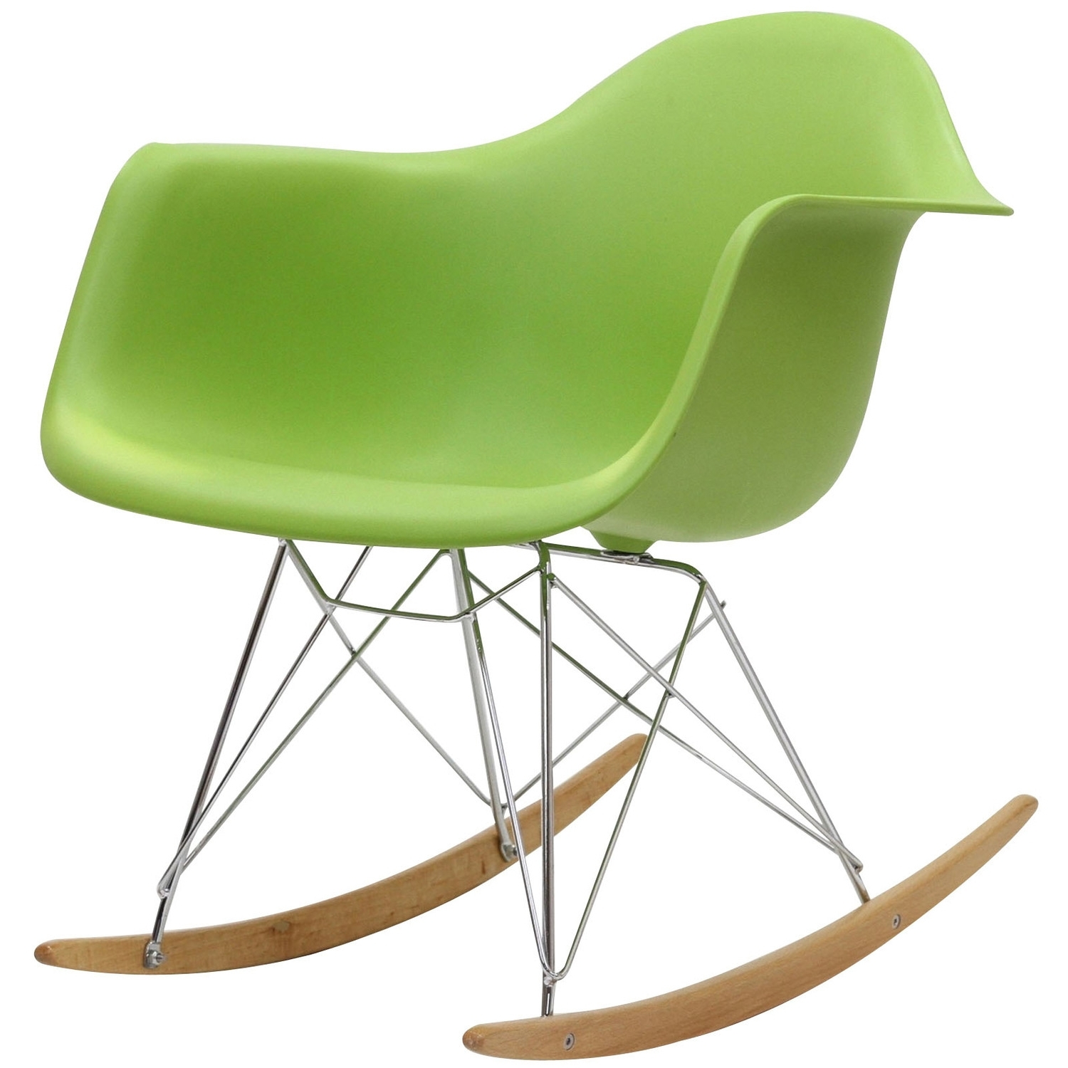 2018 Green Chaises Pertaining To Rocker Green Chaise Eei 147 Modway Furniture Chaises, Lounge (View 7 of 15)