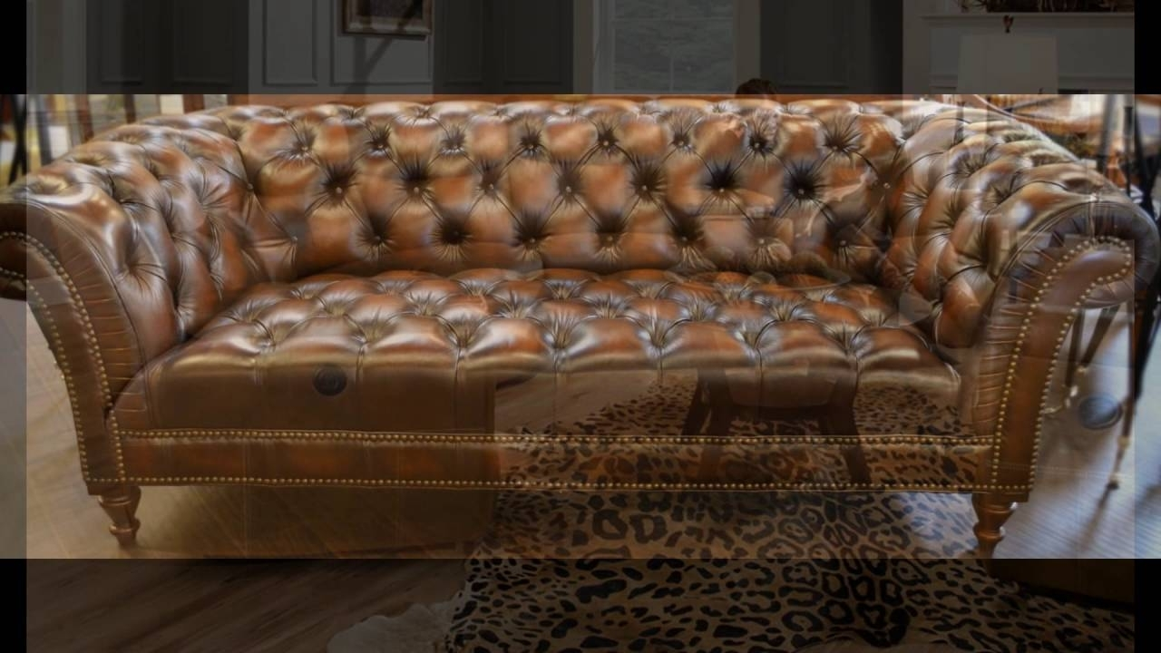 2018 High End Sofas In High End Leather Couches – Youtube (View 3 of 15)