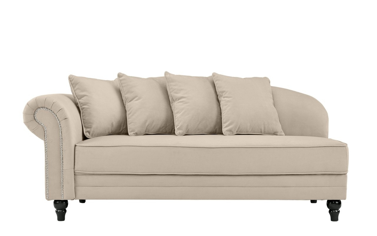 2018 House Of Hampton Hymes Velvet Upholstered Chaise Lounge & Reviews Intended For Upholstered Chaises (View 1 of 15)