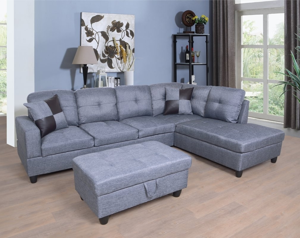 2018 Janesville Wi Sectional Sofas With Winston Porter Fava Sectional With Ottoman & Reviews (View 2 of 15)