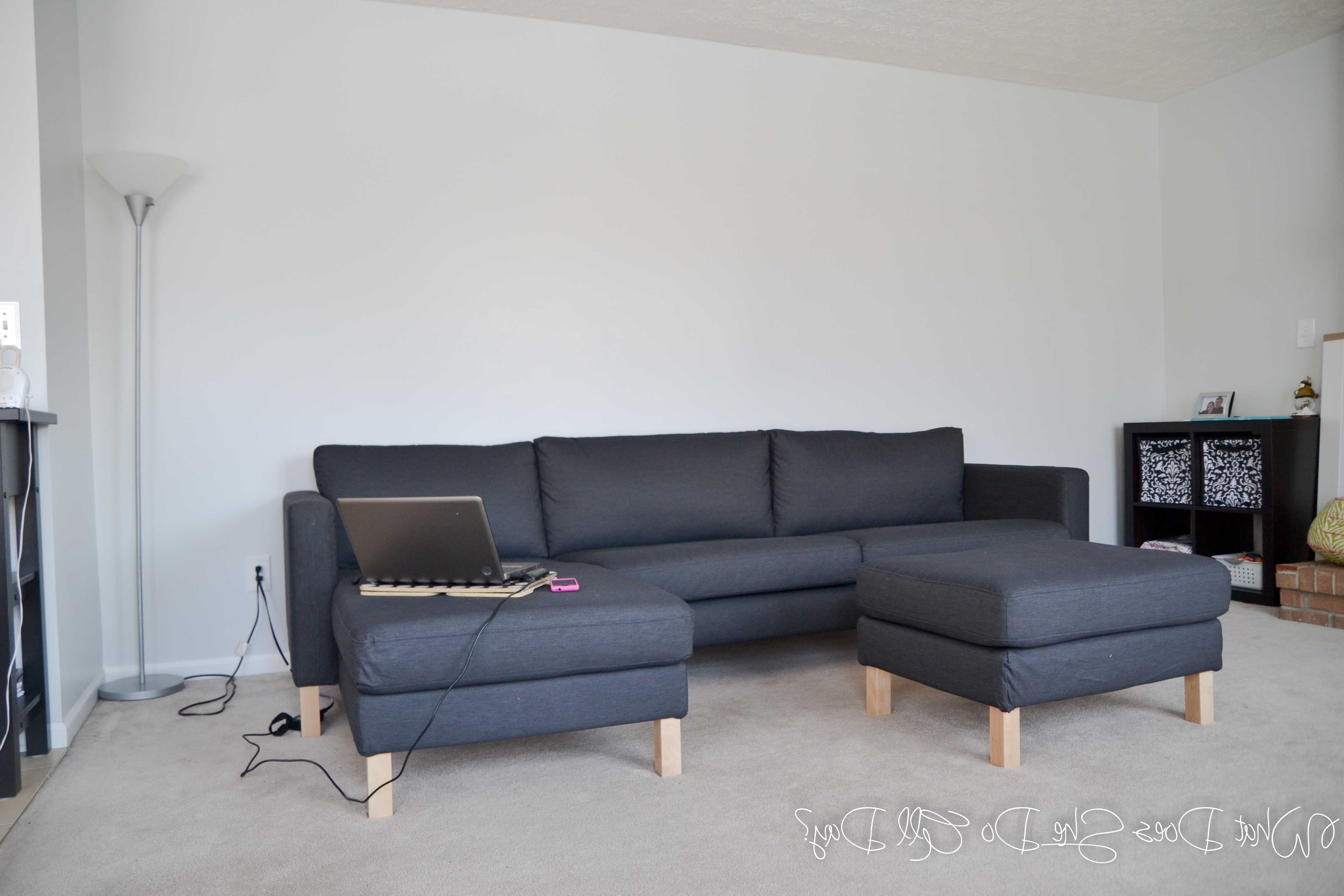 2018 Karlstad Chaise Covers Within Furniture: Ikea Karlstad Sofa Ikea Kivik Chair Discontinued (View 1 of 15)