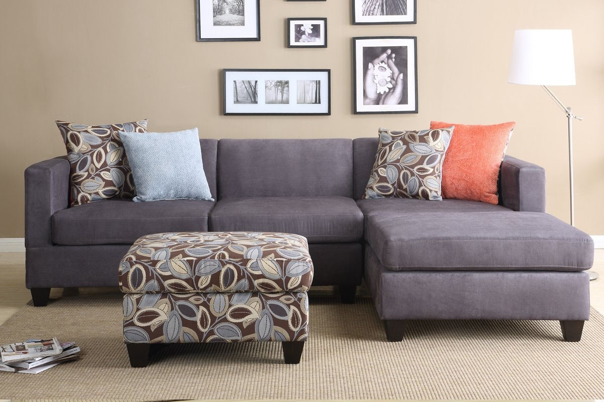 2018 Narrow Spaces Sectional Sofas With Regard To Living Room Furniture : Small Sectional Sofa Sectional Sofas (View 2 of 15)