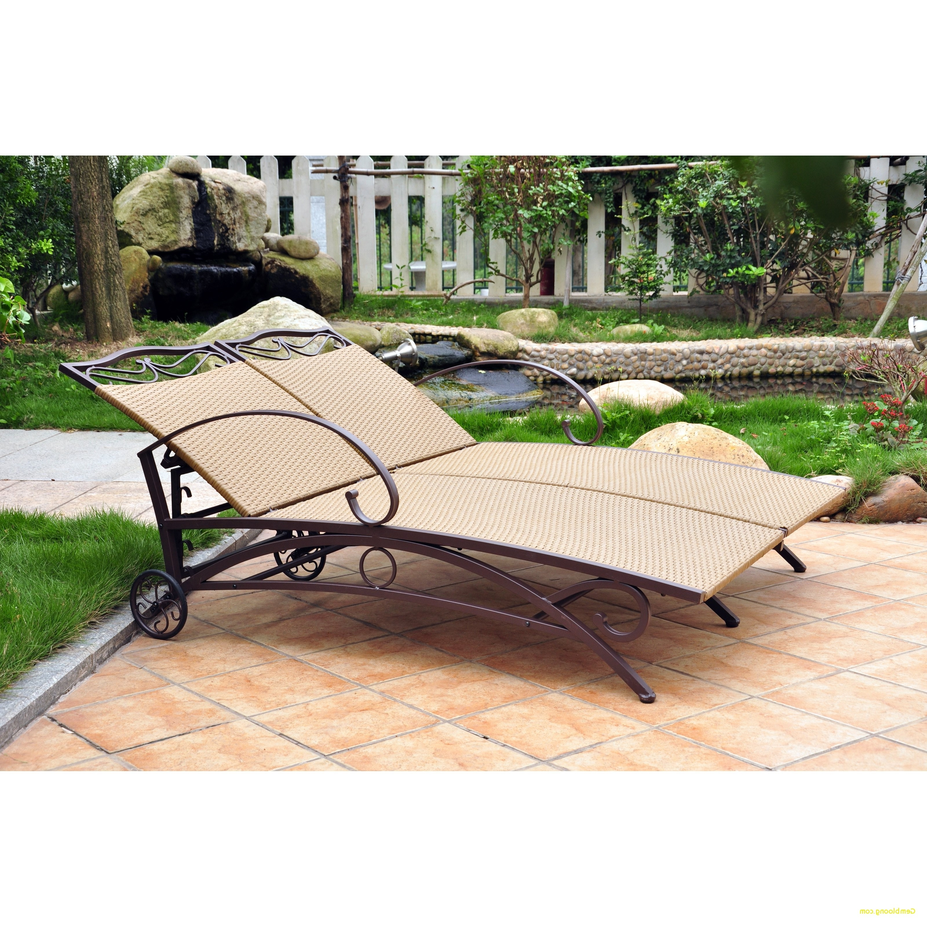 2018 Orbit Chaise Lounger Awesome $249 00 Mainstays Deluxe Orbit Chaise With Regard To Orbit Chaise Lounges (View 10 of 15)