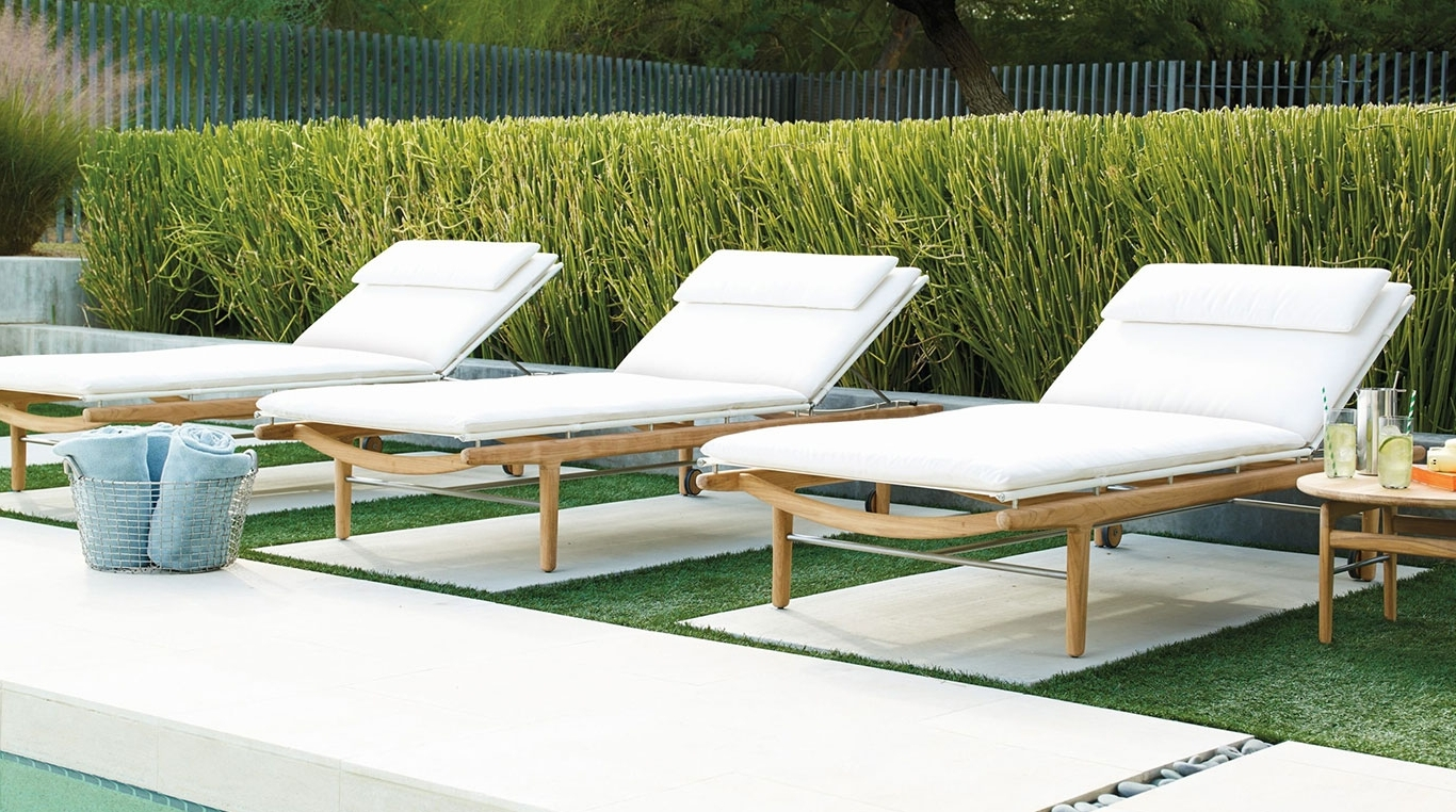 2018 Outdoor Collections – Design Within Reach Intended For Outdoor Sofas And Chairs (View 2 of 15)
