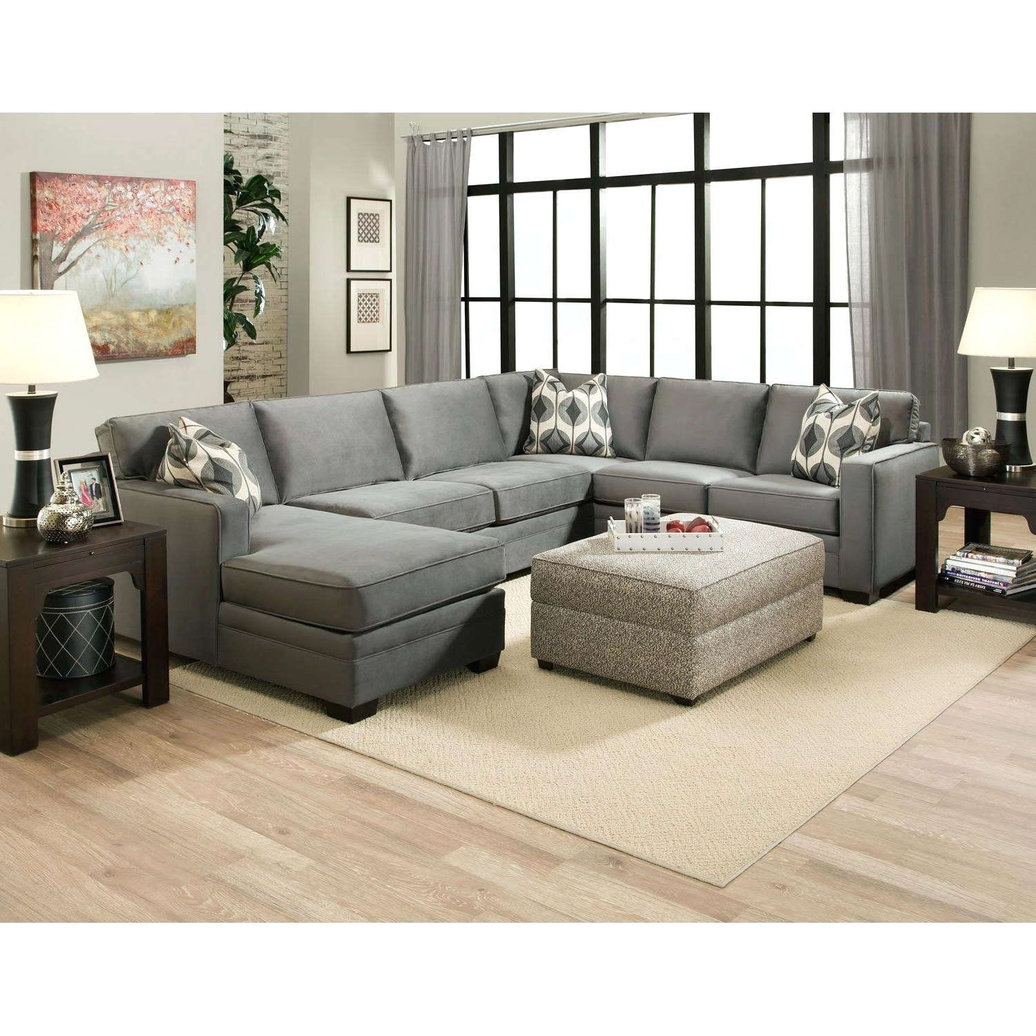2018 Recliners Chairs & Sofa : 58 Things Flawless Leather Sectional Regarding Sectional Sofas At Edmonton (View 7 of 15)