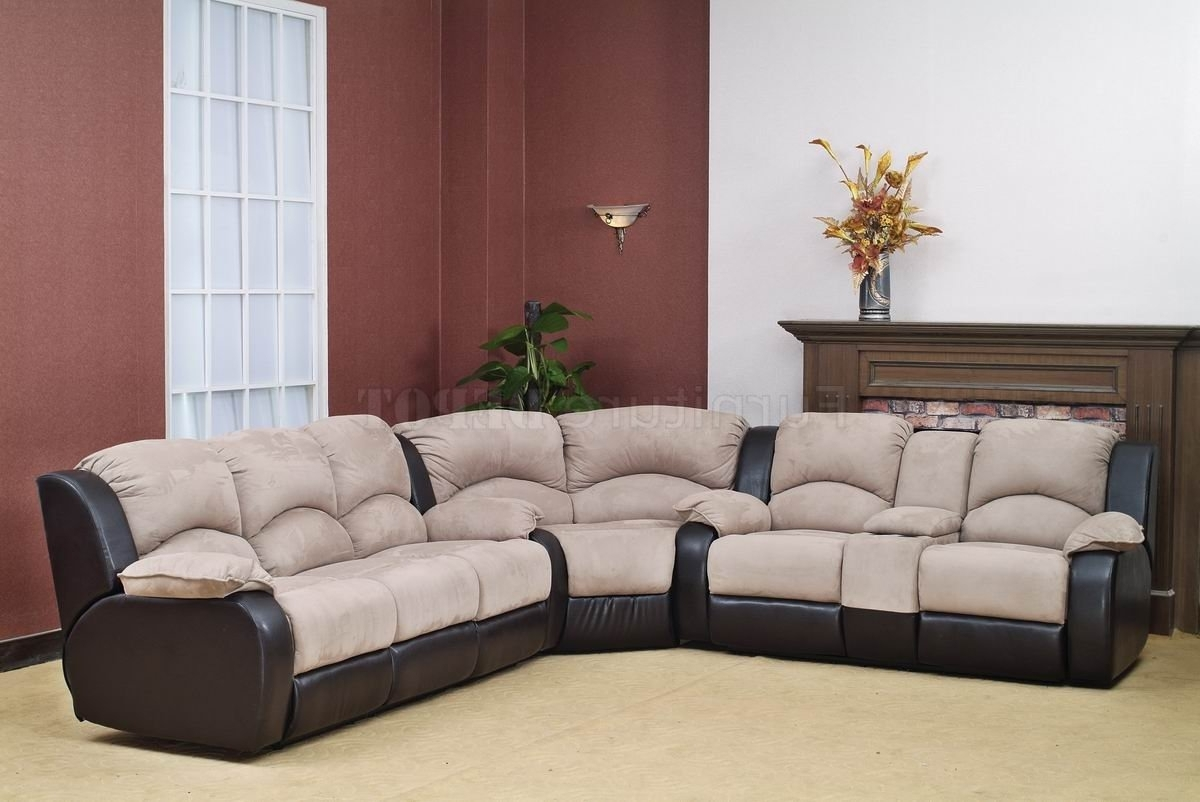 2018 Sectional Sofas With Cup Holders Regarding Unique Sectional Sofas With Recliners And Cup Holders 81 In Modern (View 6 of 15)