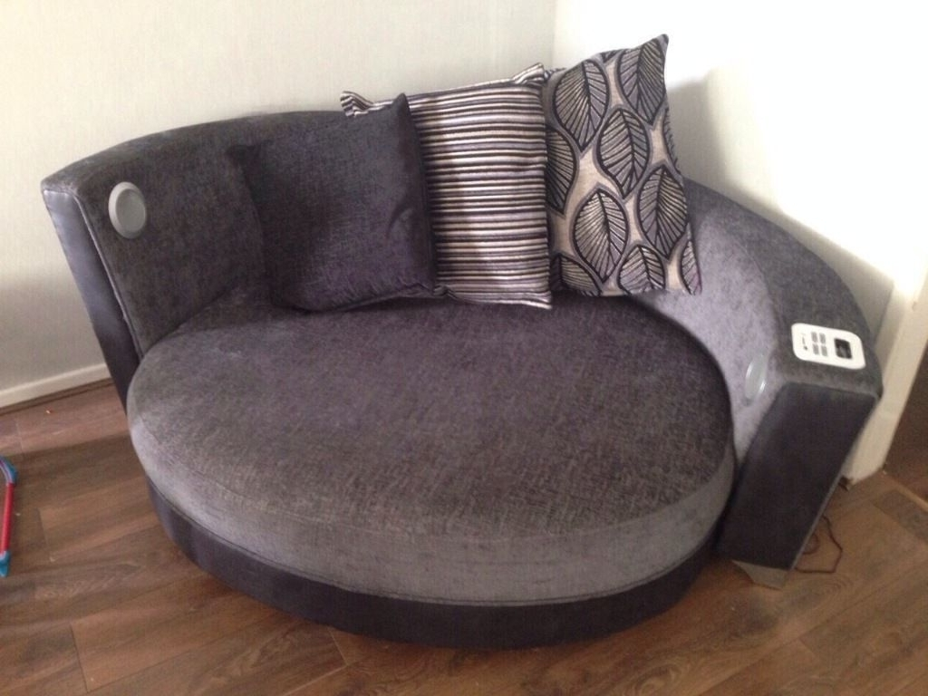 2018 Snuggle Sofas With Gallery Corner Snuggle Sofa – Mediasupload (View 2 of 15)
