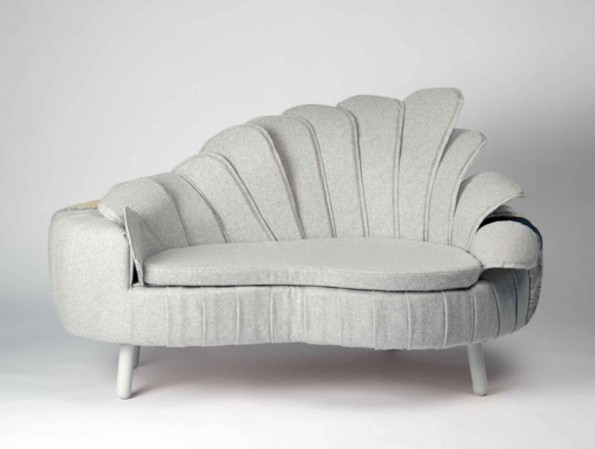 2018 Sofa With Chairs Pertaining To Sofa : Graceful Modern Sofa Chair Contemporary Furniture Design (View 2 of 15)
