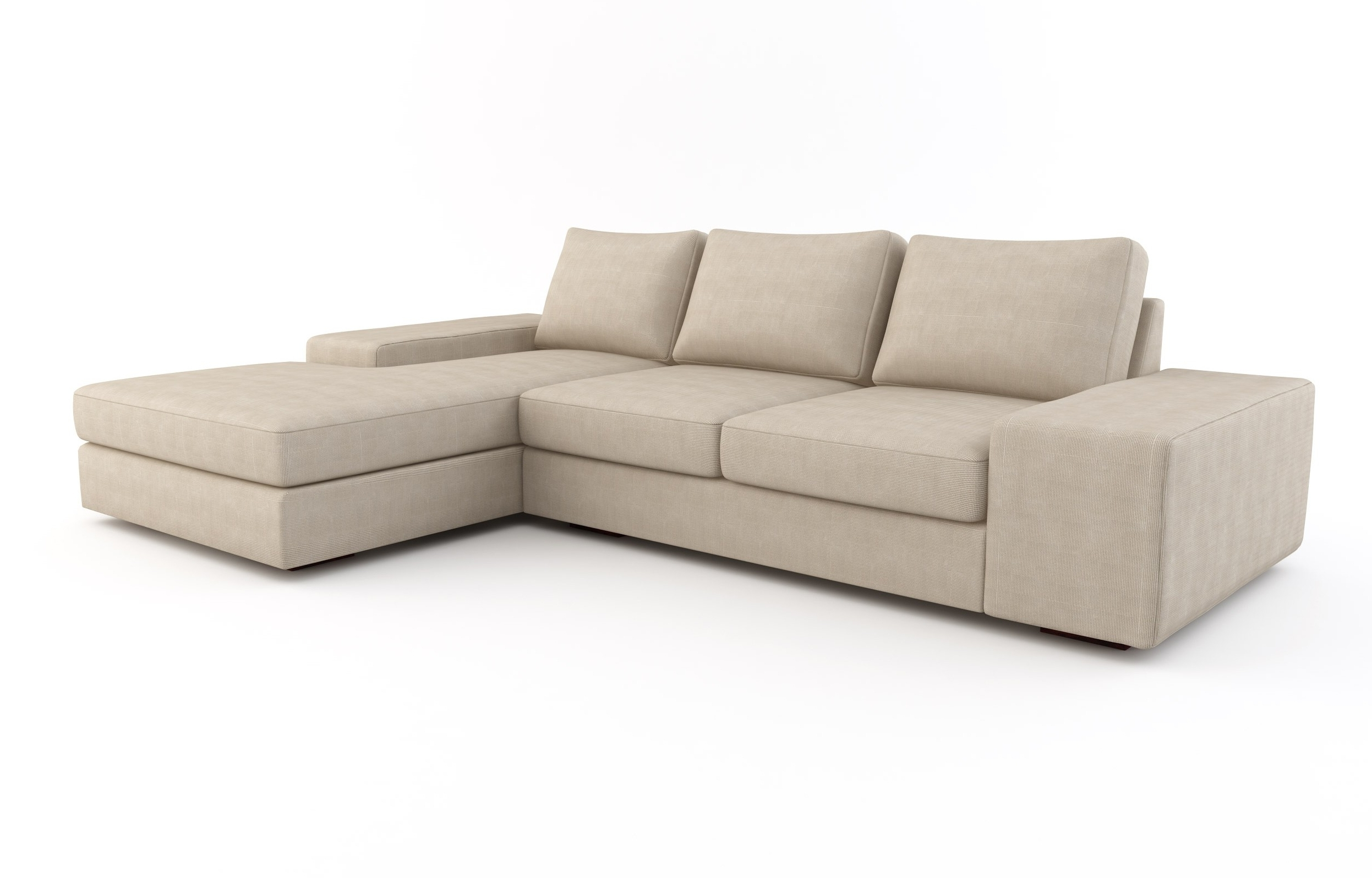 2018 Strata Chaise Sectional W/ Sofa Bed (View 2 of 15)