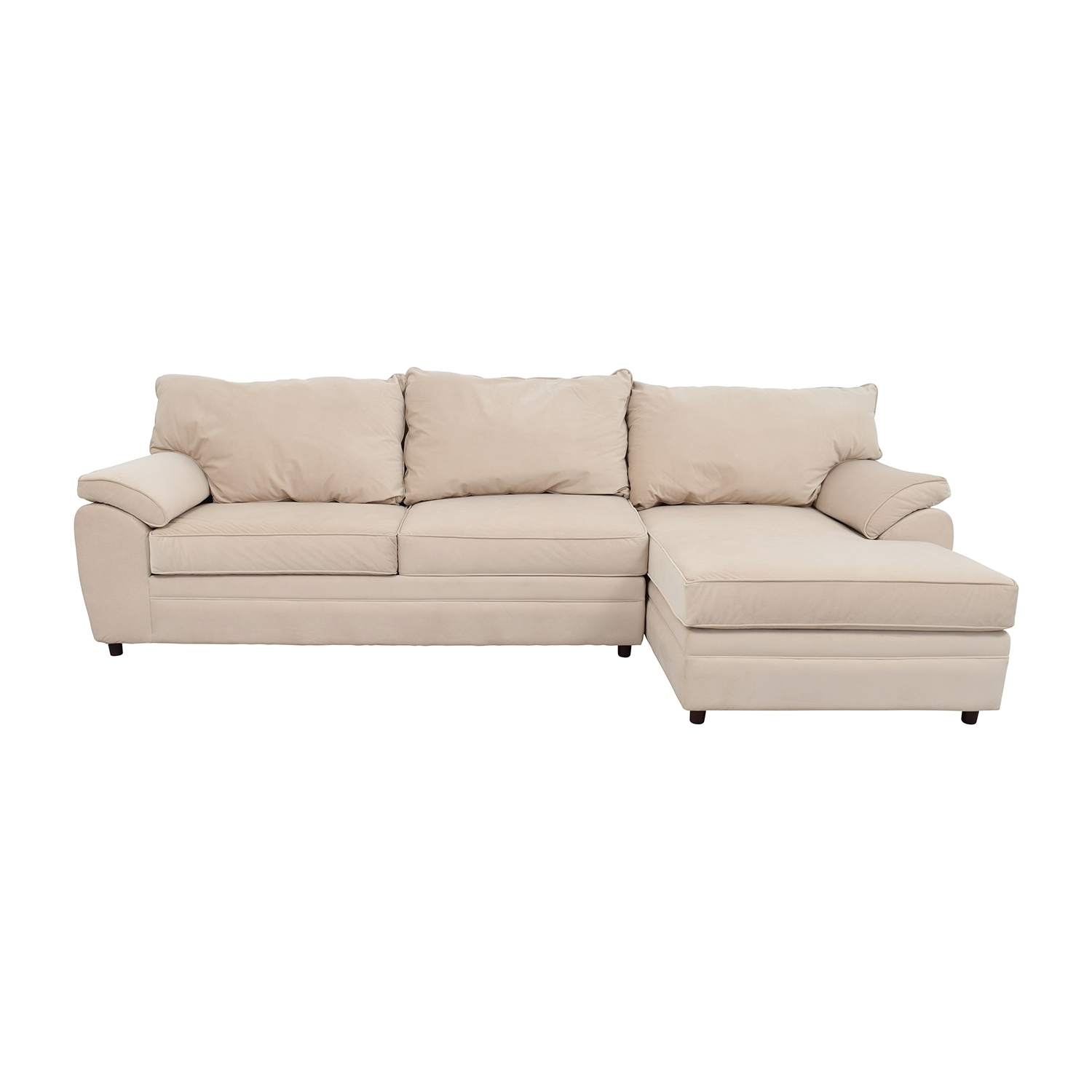 [%33% Off – Bob's Furniture Bob Furniture Off White Right Chaise In Well Known Bobs Furniture Chaises|Bobs Furniture Chaises With Preferred 33% Off – Bob's Furniture Bob Furniture Off White Right Chaise|Newest Bobs Furniture Chaises Regarding 33% Off – Bob's Furniture Bob Furniture Off White Right Chaise|Preferred 33% Off – Bob's Furniture Bob Furniture Off White Right Chaise In Bobs Furniture Chaises%] (View 1 of 15)