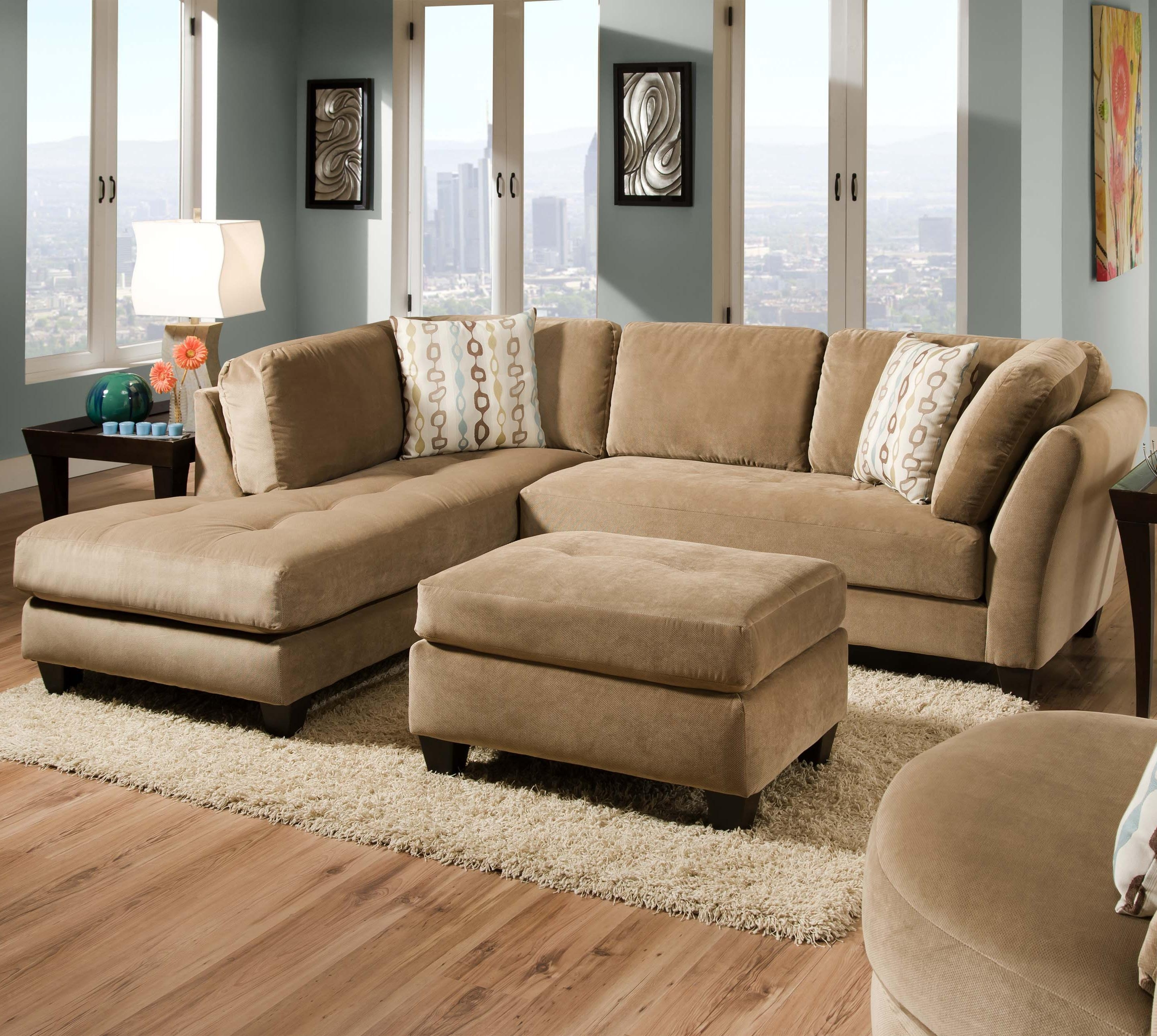 35B Slugger Mocha 2 Piece Sectionalcorinthian – Great American For Newest Memphis Tn Sectional Sofas (View 4 of 15)