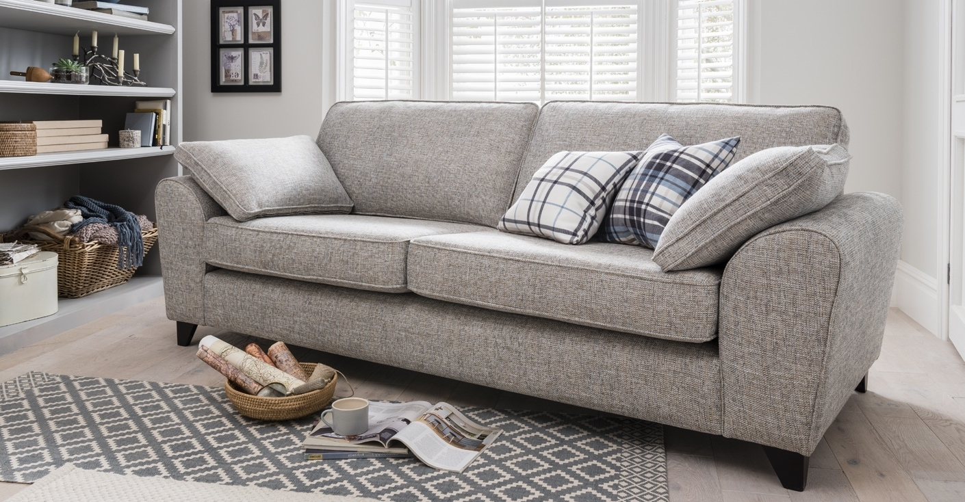 4 Seater Sofa Within Best And Newest 4 Seater Sofas (Gallery 1 of 15)