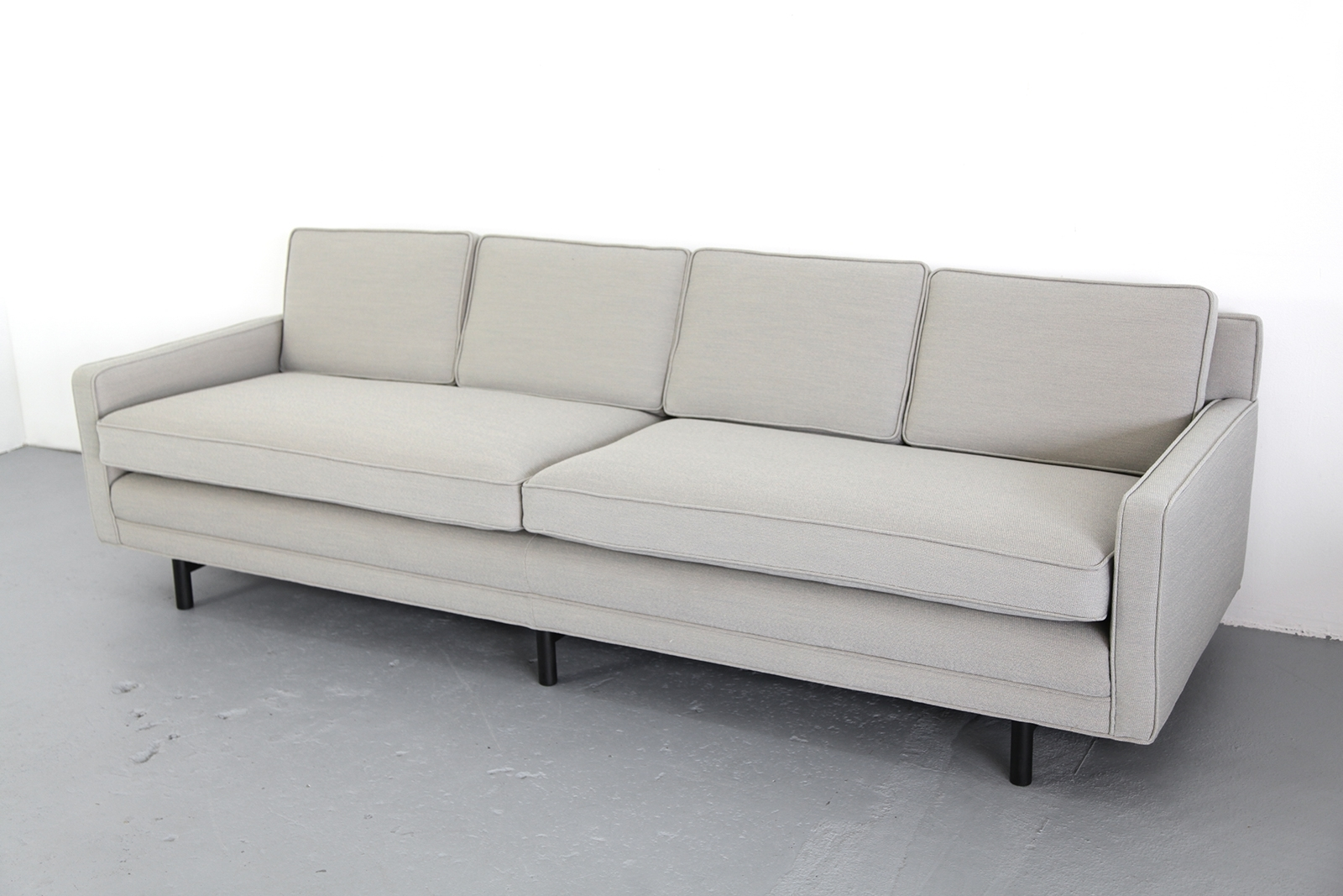 4 Seater Sofas In Most Recent 4 Seater Sofapaul Mccobb For Directional For Sale At Pamono (Gallery 2 of 15)