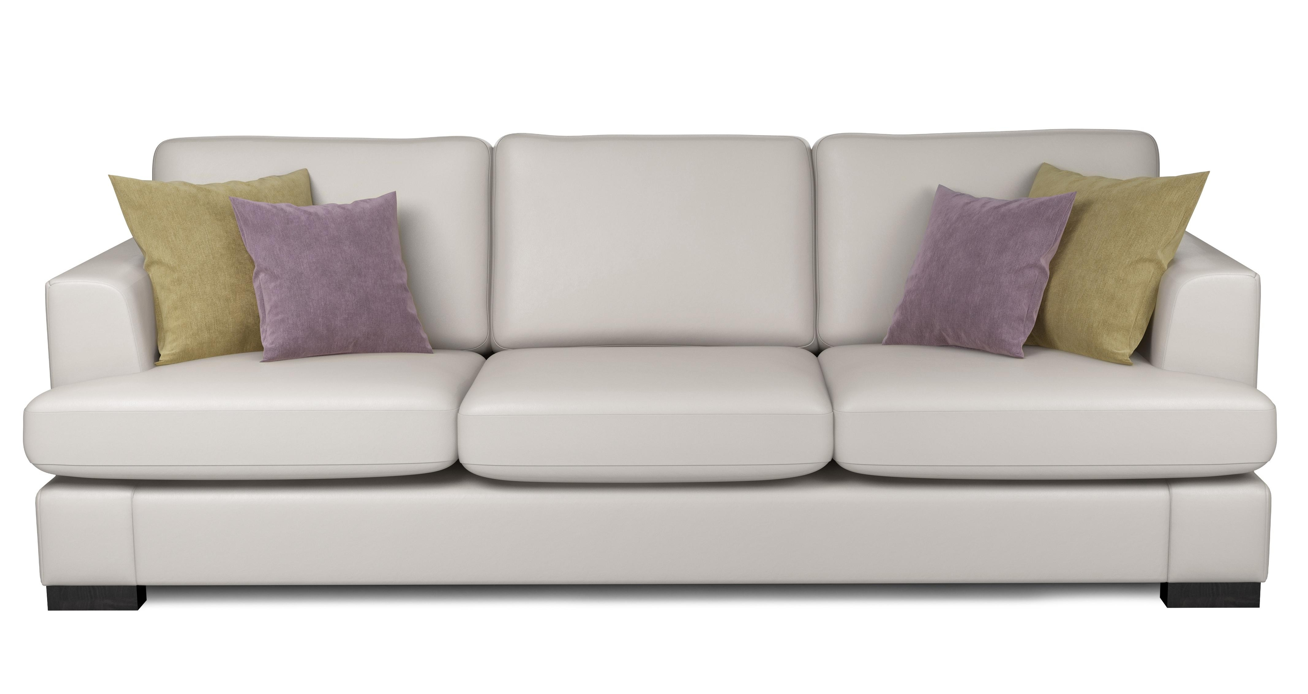 4 Seater Sofas With Regard To Latest 4 Seater Leather Sofa – Home And Textiles (Gallery 4 of 15)