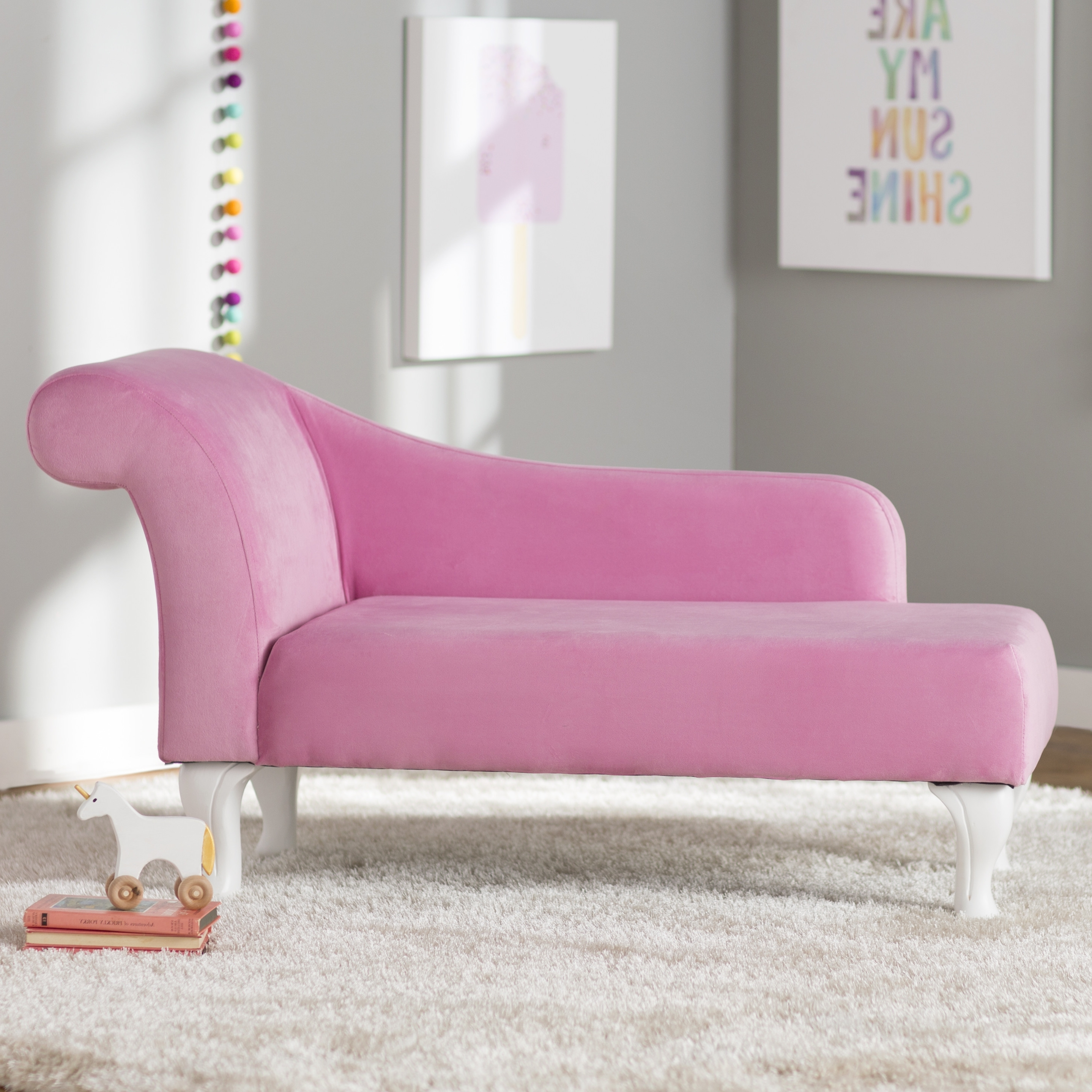 48 Kids Chaise Lounge, Kids Seating Wayfair – Warehousemold For Widely Used Children's Chaise Lounges (Gallery 8 of 15)