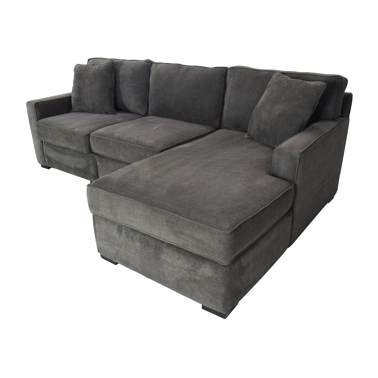 [%51% Off – Macy's Radley Sectional Sofa / Sofas Inside Well Known Macys Sectional Sofas|Macys Sectional Sofas Intended For 2017 51% Off – Macy's Radley Sectional Sofa / Sofas|2017 Macys Sectional Sofas For 51% Off – Macy's Radley Sectional Sofa / Sofas|Most Popular 51% Off – Macy's Radley Sectional Sofa / Sofas Pertaining To Macys Sectional Sofas%] (View 2 of 15)
